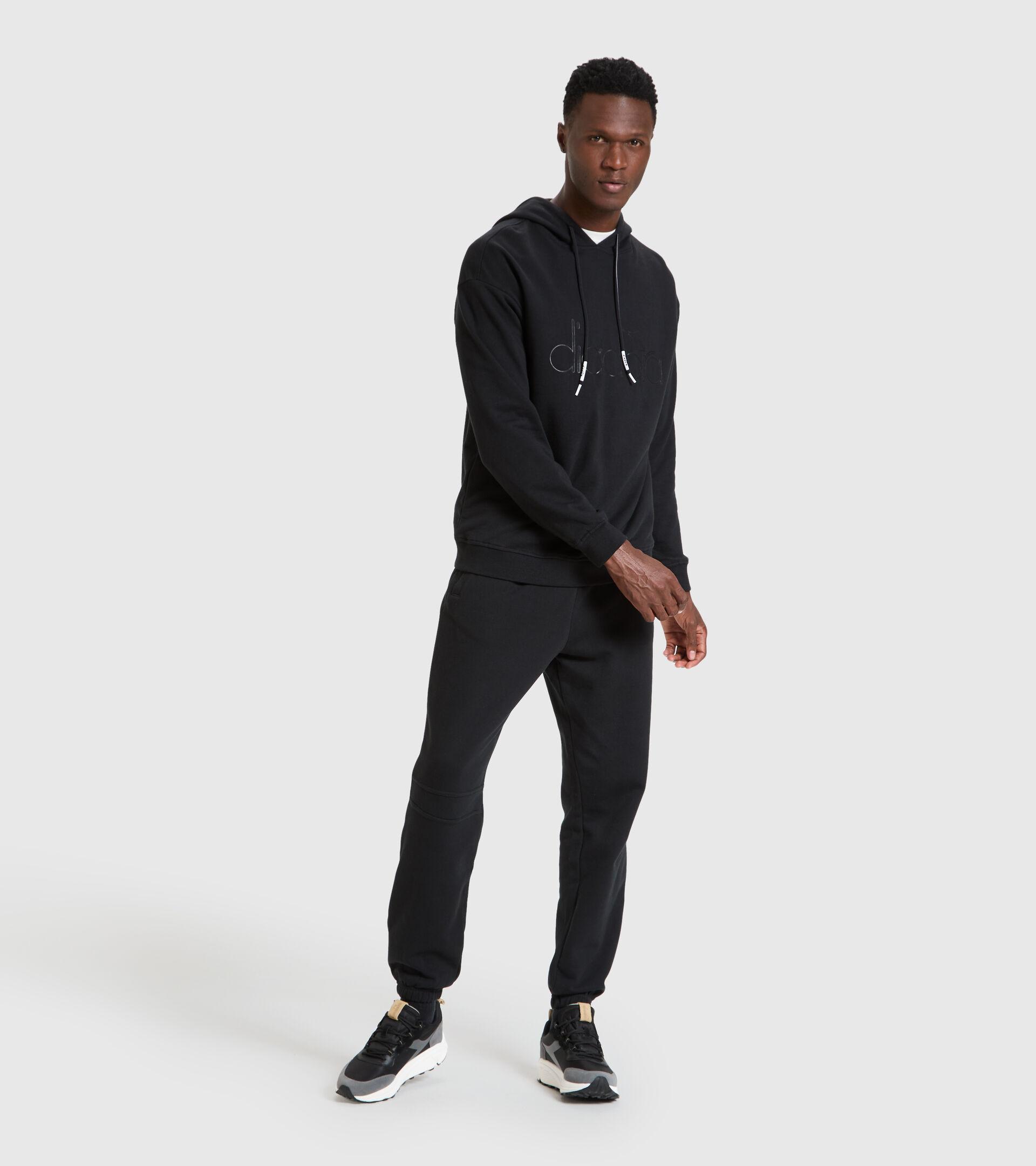Pantalones deportivos - Unisex PANT SQUADRA NEGRO - Diadora