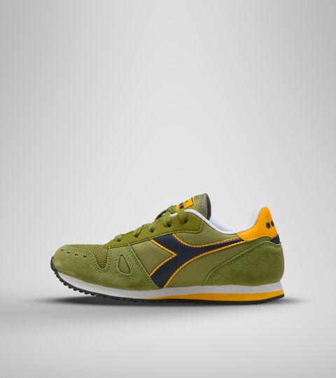 Footwear Sport BAMBINO SIMPLE RUN GS VERDE CALLISTO Diadora