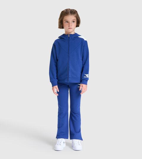 Tracksuit - Kids JG.HD FZ TRACKSUIT TWINKLE TWILIGHT BLUE - Diadora