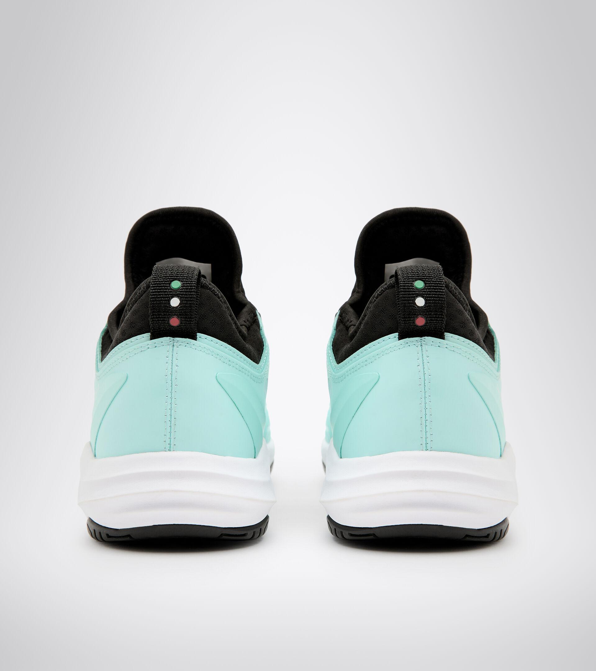 Footwear Sport DONNA SPEED BLUSHIELD FLY 3 + W AG AZZURRO TINTA/NERO/BIANCO Diadora