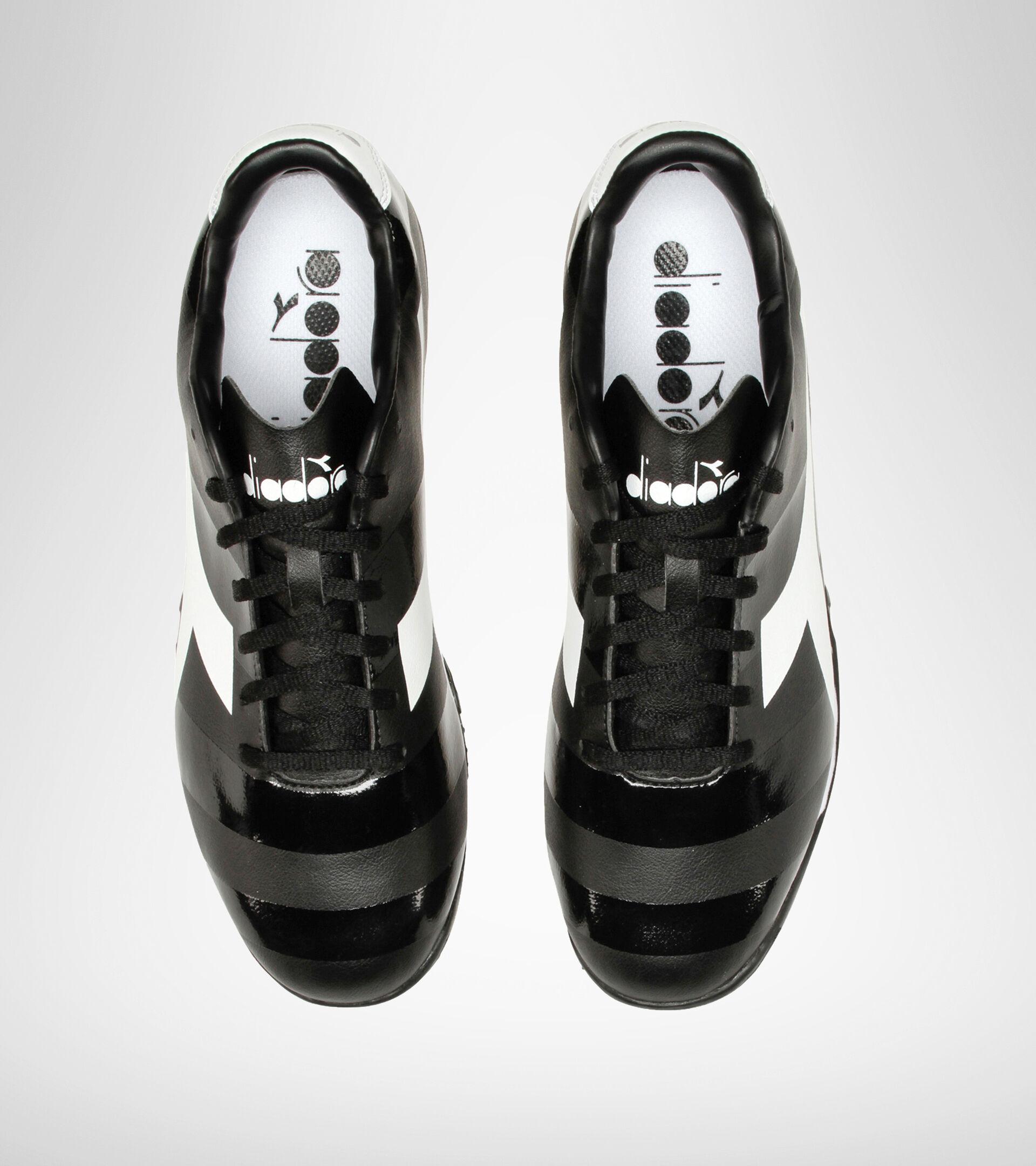 Footwear Sport UOMO RAPTOR R TF NERO/NERO/BIANCO Diadora