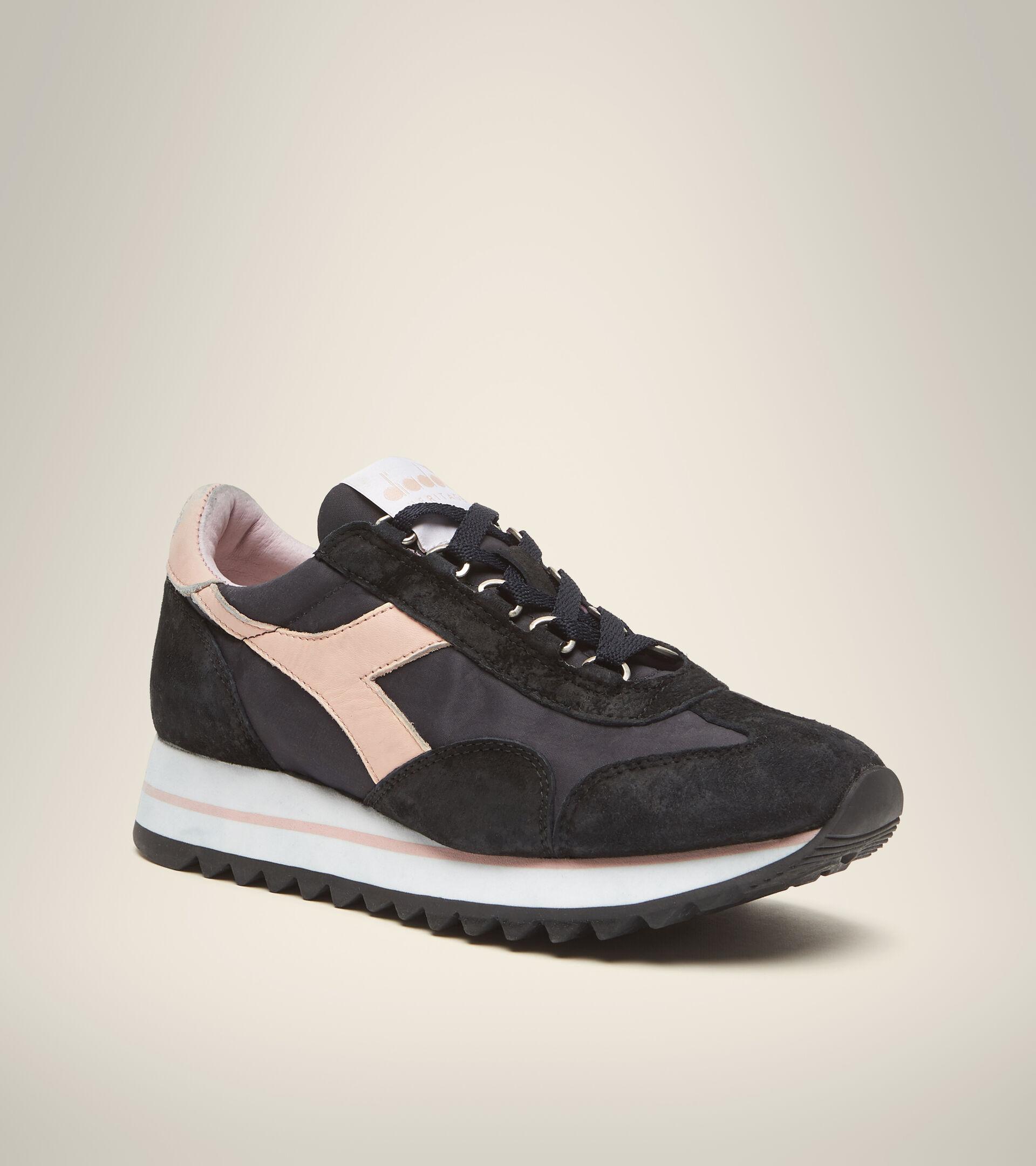 Footwear Heritage DONNA EQUIPE SUEDE SW EVO WN AZUL MARINO OSCURO Diadora