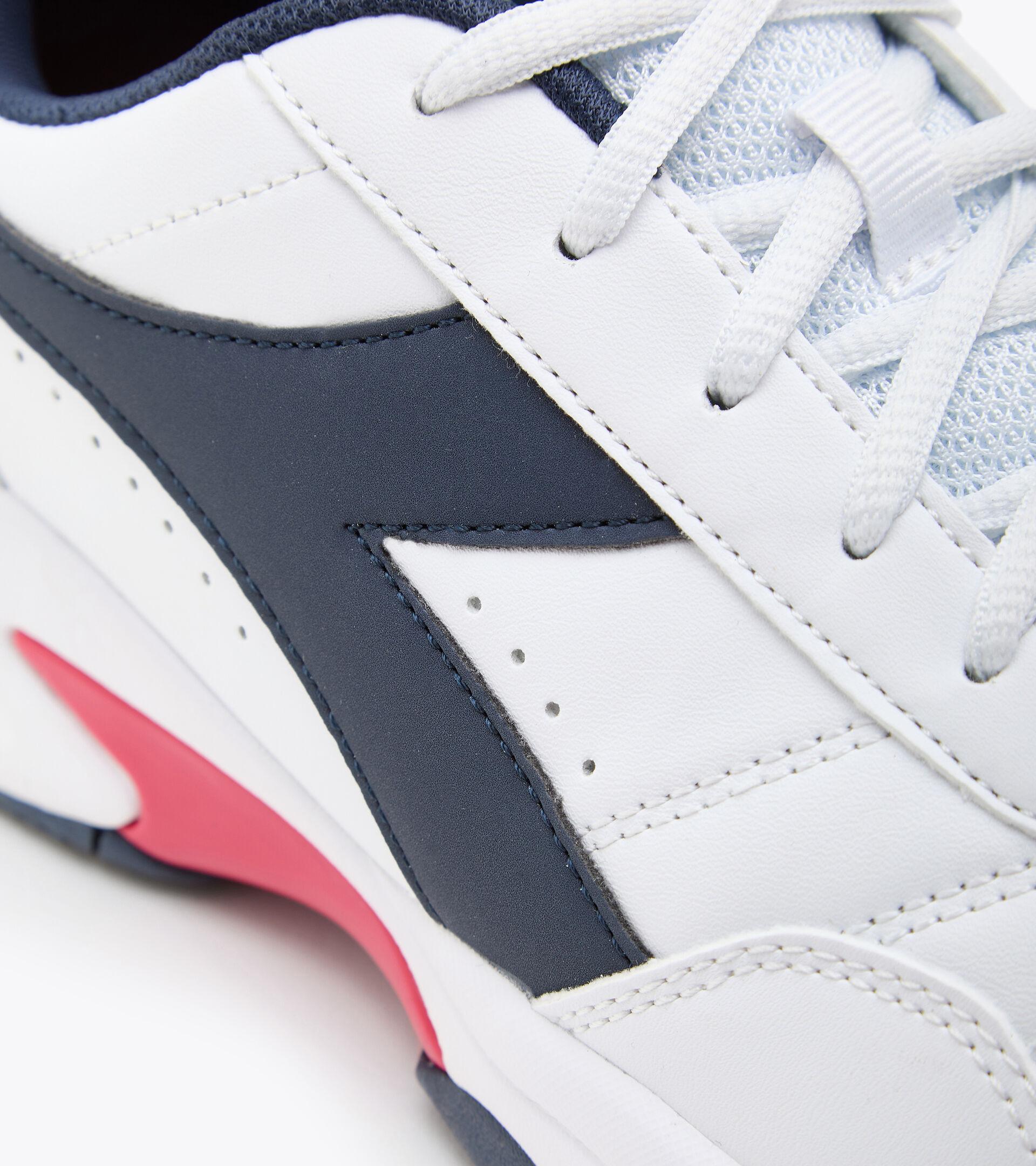 Chaussures de tennis - Homme VOLEE 4 BLANC/NOIR IRIS - Diadora
