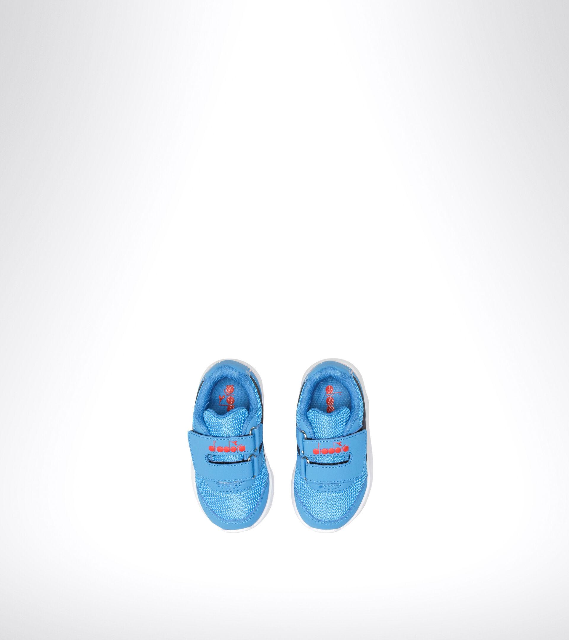 Footwear Sport BAMBINO FALCON I MICRO BLUE/ESTATE BLUE Diadora