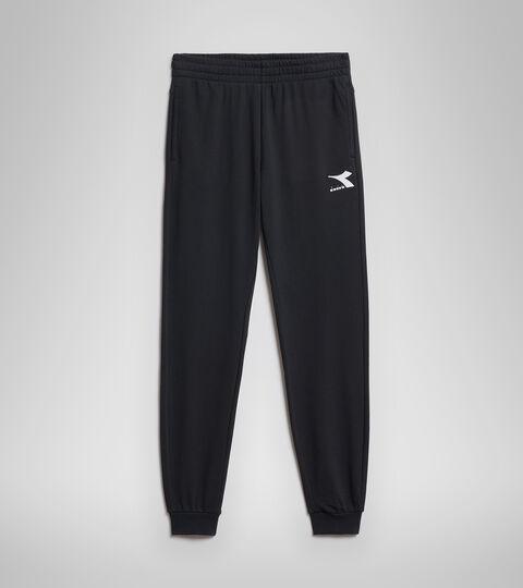 Apparel Sport UOMO PANTS CUFF CORE BLACK Diadora