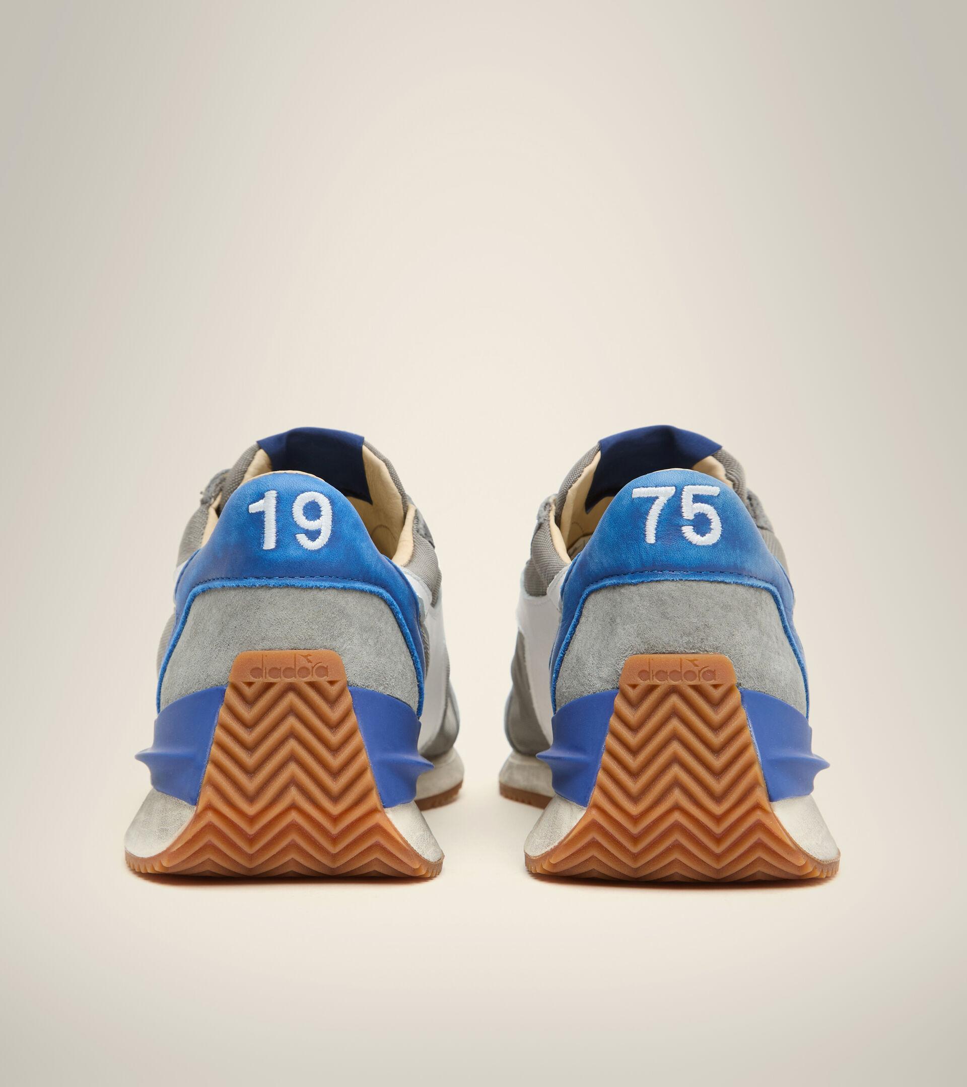 Footwear Heritage UNISEX EQUIPE MAD ITALIA NUBUCK SW ASH GREY Diadora