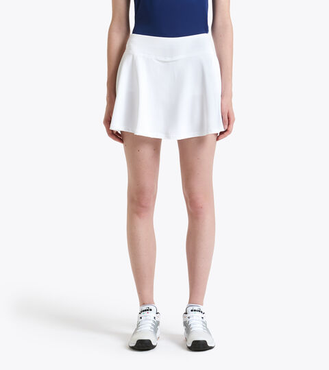 Falda de tenis - Mujer L. SKIRT COURT BLANCO VIVO - Diadora