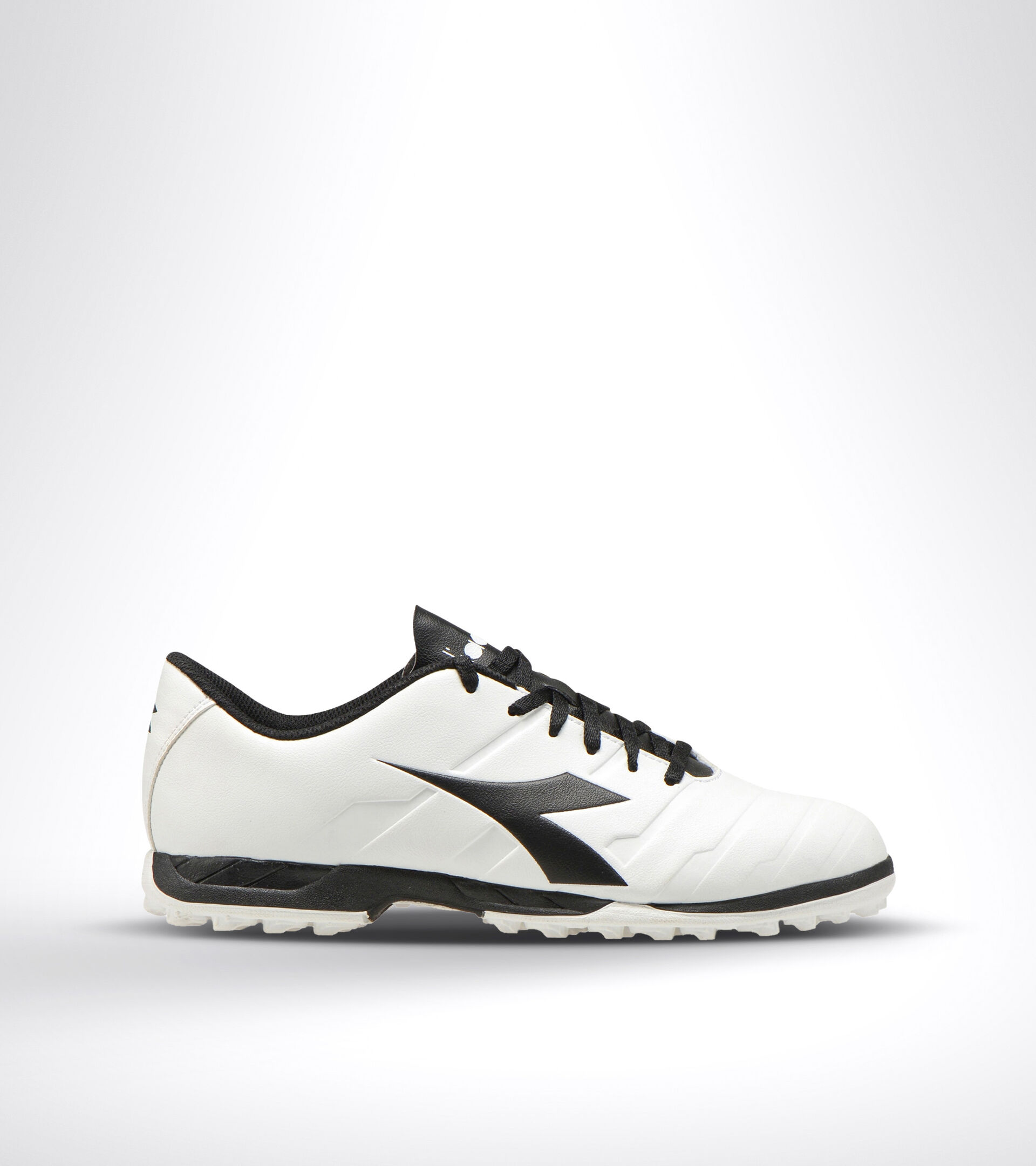 Footwear Sport UOMO PICHICHI 3 TF WHITE/BLACK Diadora