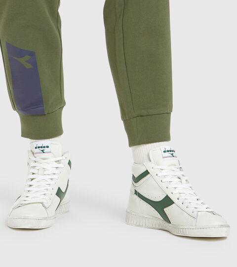 Footwear Sportswear UNISEX GAME L HIGH WAXED WHITE/FOGLIAGE Diadora