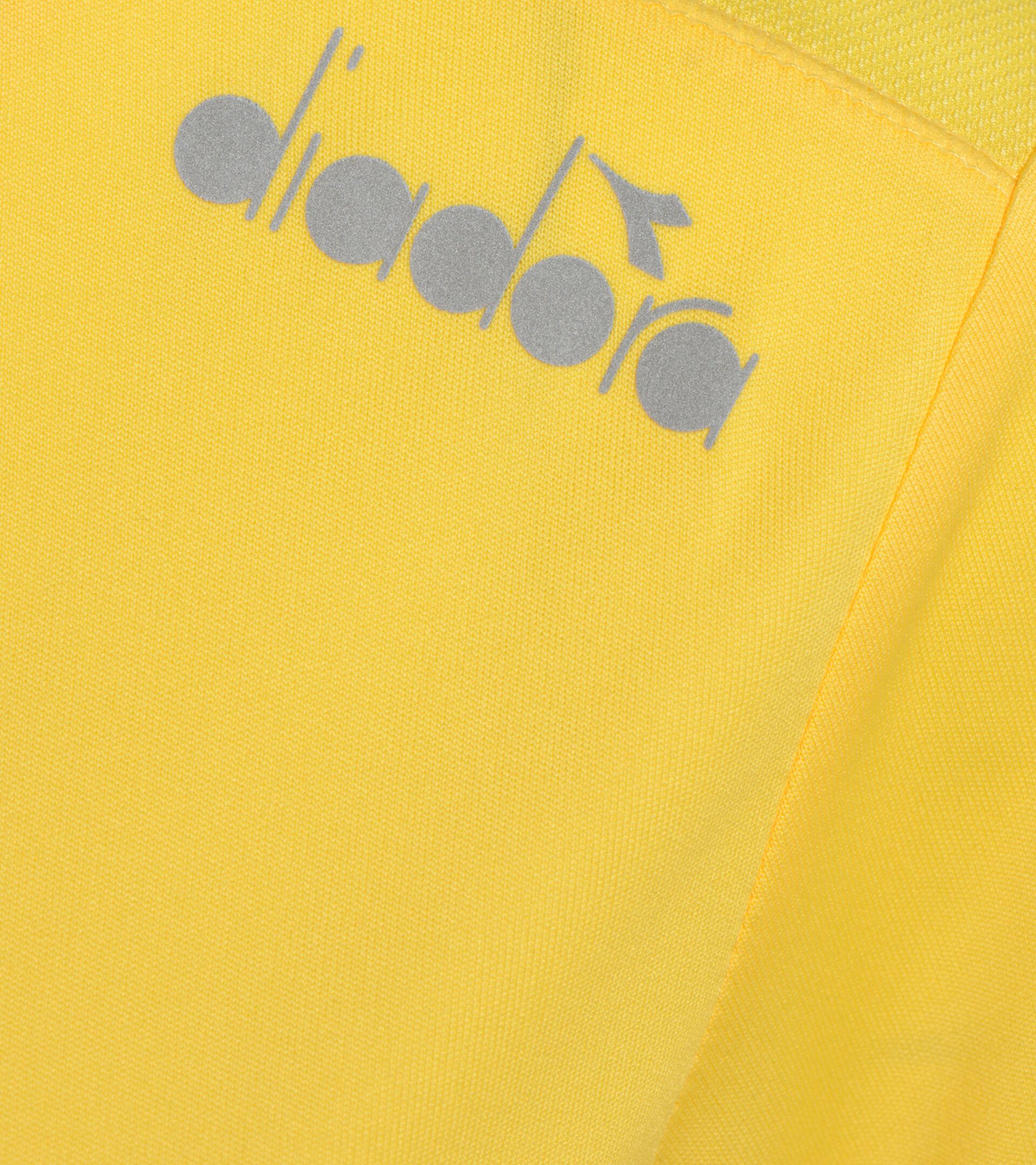 Running T-shirt - Women L. SS CORE TEE GOLDFINCH - Diadora
