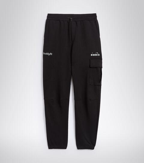 Pantalon de sport pour homme PANTS BUDDYFIT NOIR - Diadora