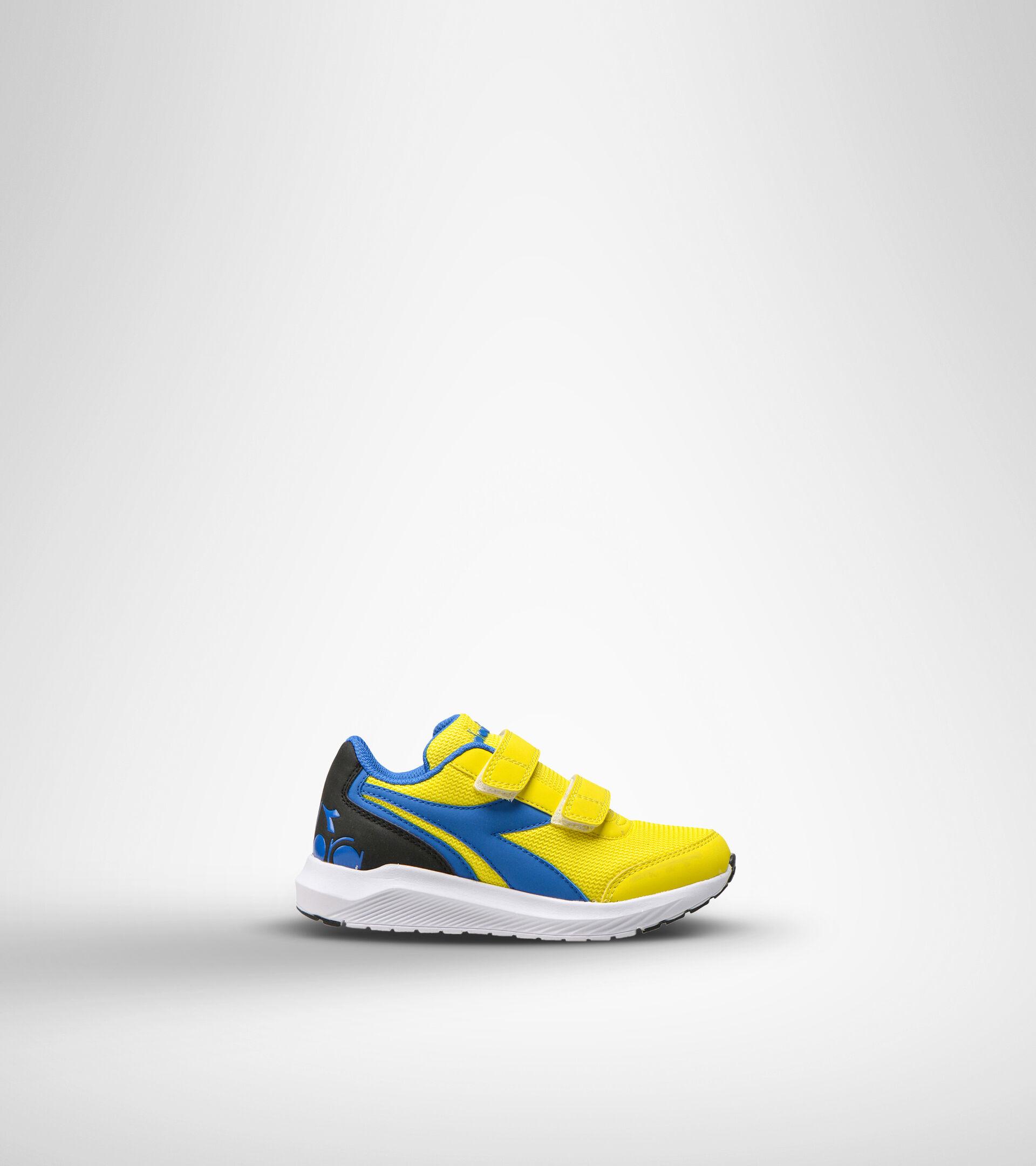 Footwear Sport BAMBINO FALCON JR V GIALLO/AZZURRO Diadora