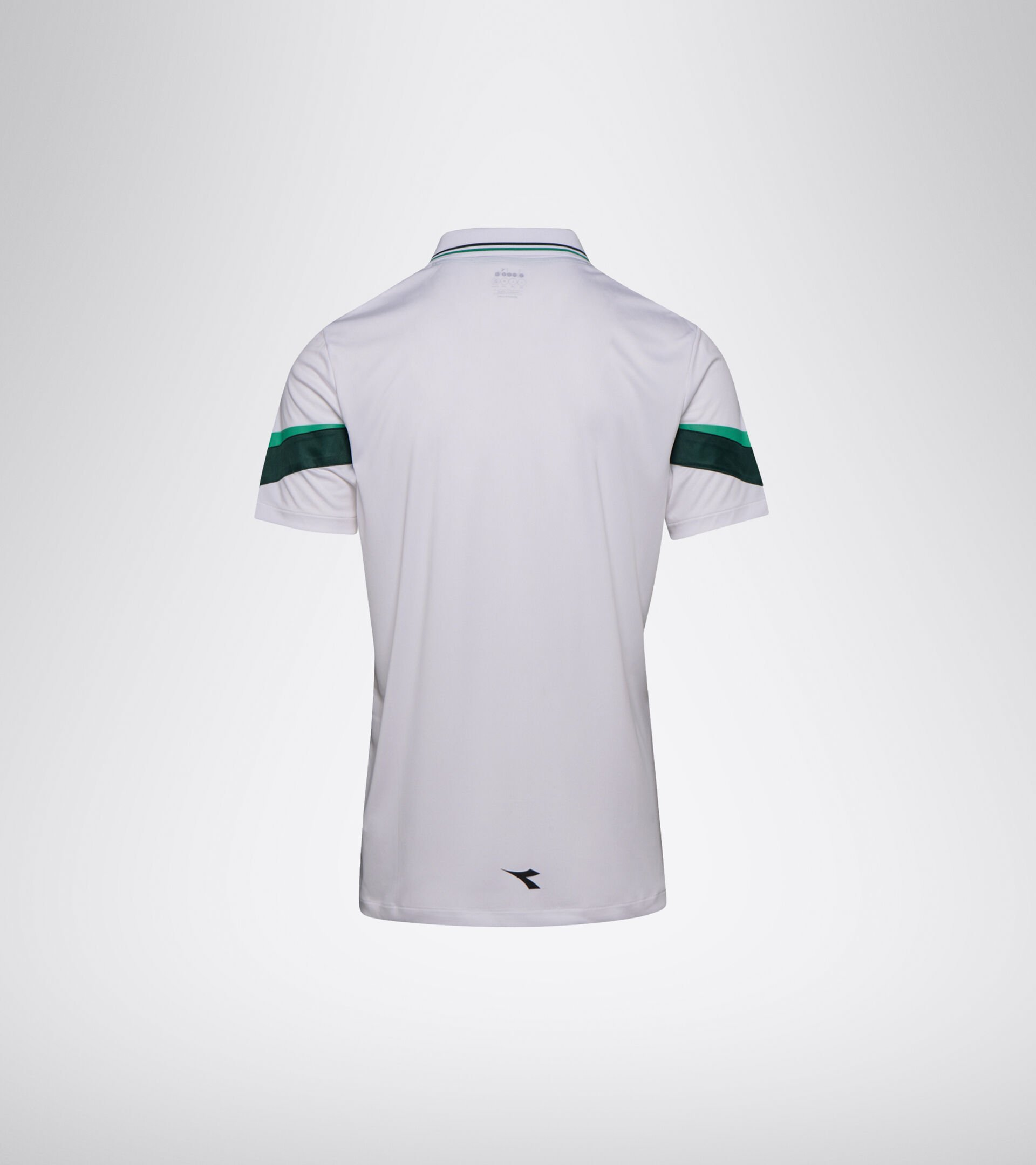 Tennis-Polohemd - Herren POLO SS STECHPALMEGRUN/WSS/BISTRO GRN - Diadora