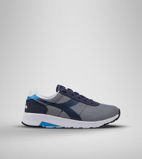 Sports shoes - Youth 8-16 years EVO RUN GS CORSAIR/SKY-BLUE BLITHE - Diadora