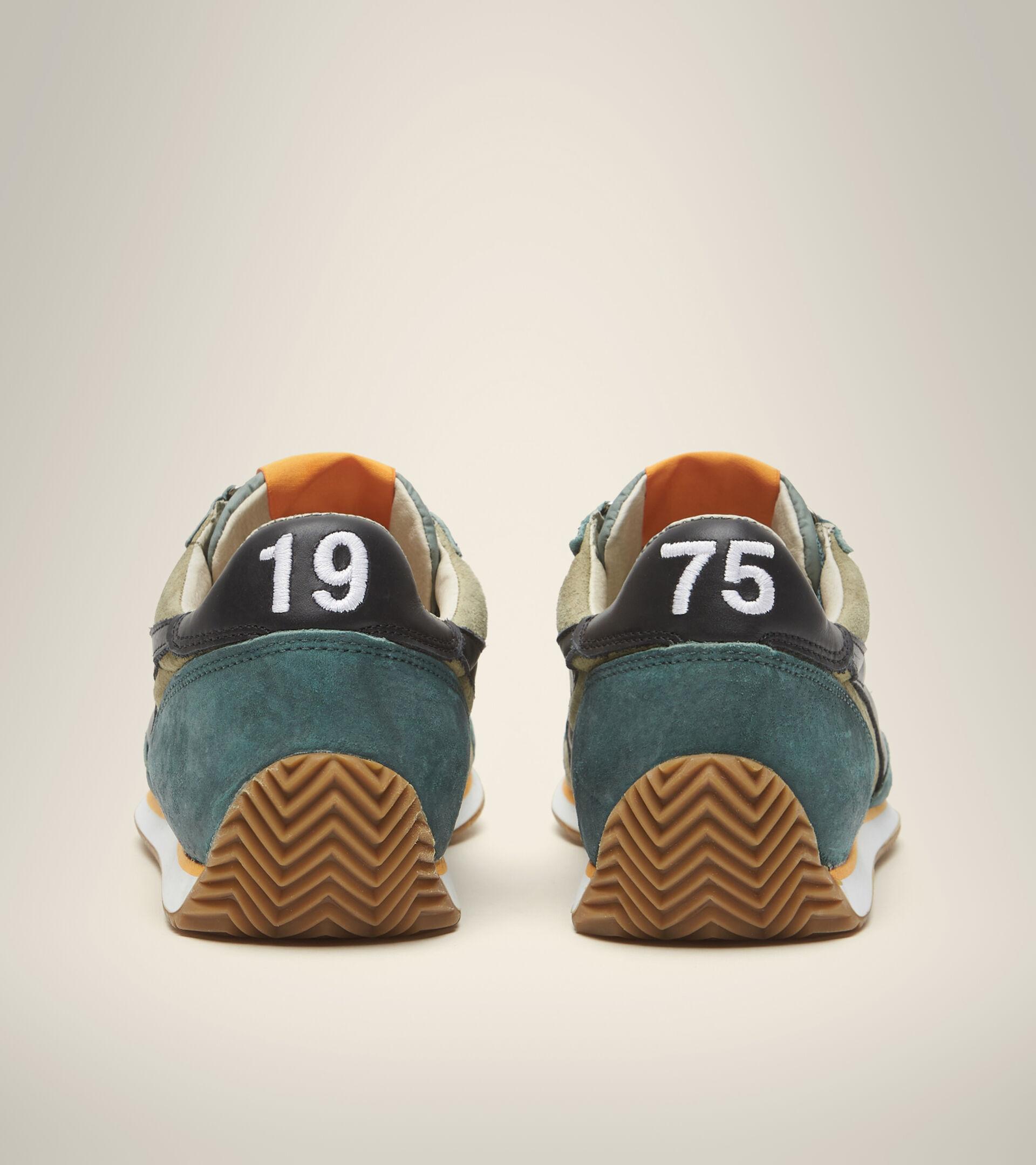 Heritage-Sneaker - Unisex  EQUIPE SUEDE SW OEL GRUEN - Diadora