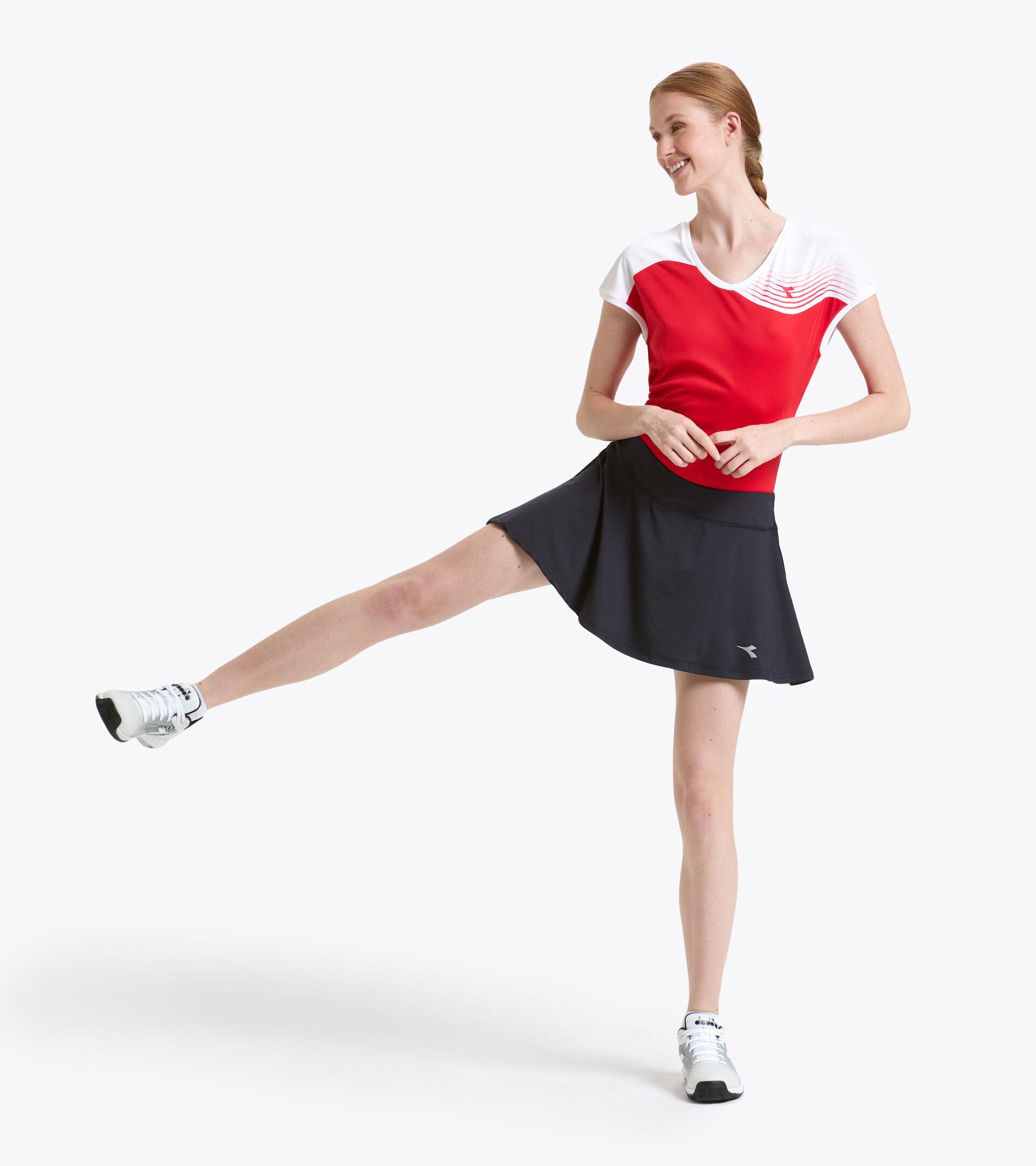 Tennis skirt - Women L. SKIRT COURT DK SMOKE - Diadora