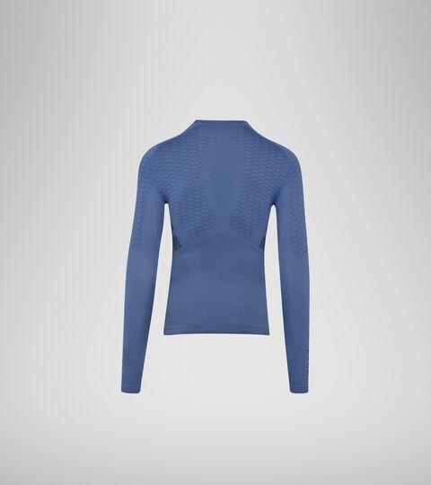 Camiseta de entrenamiento de manga larga - Hombre LS T-SHIRT ACT AZUL INFINITO - Diadora