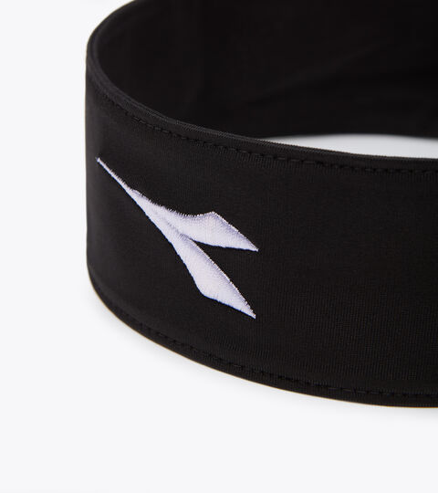 Accessories Sport UNISEX HEADBAND PRO BLACK Diadora