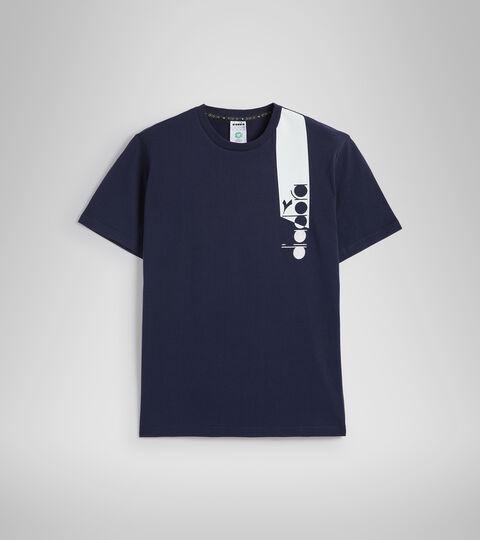 T-shirt - Unisex T-SHIRT SS ICON CLASSIC NAVY - Diadora