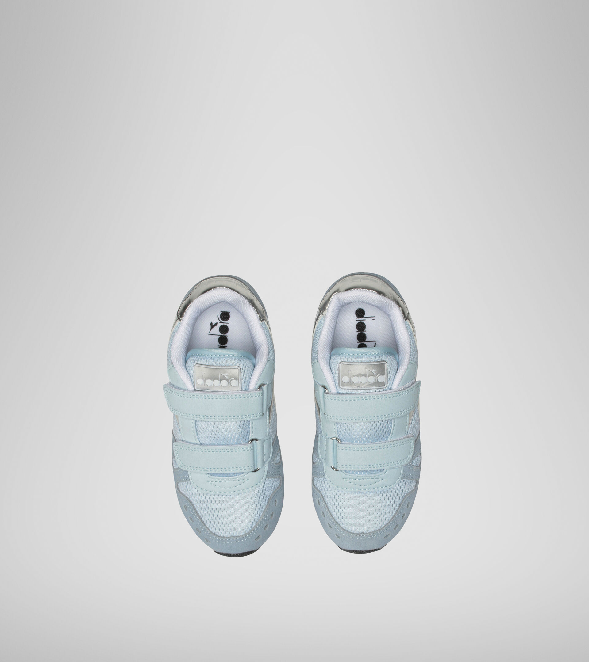 Footwear Sport BAMBINO SIMPLE RUN PS GIRL STARLIGHT BLUE Diadora