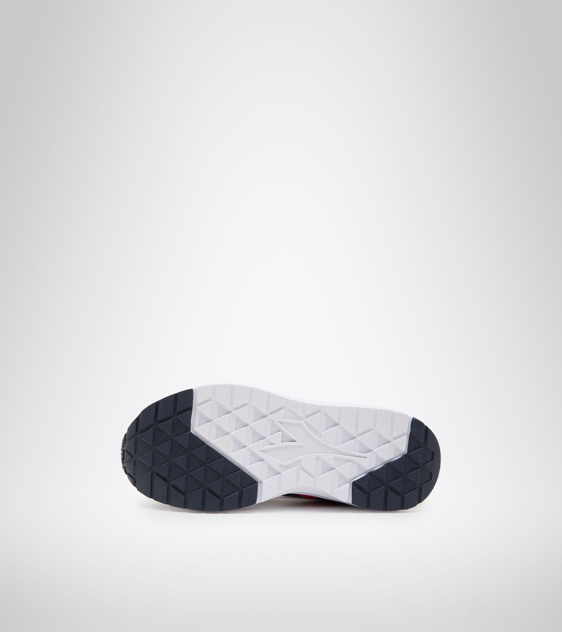 Footwear Sport BAMBINO FALCON SL JR ESTATE BLUE/HIGH RISK RED Diadora
