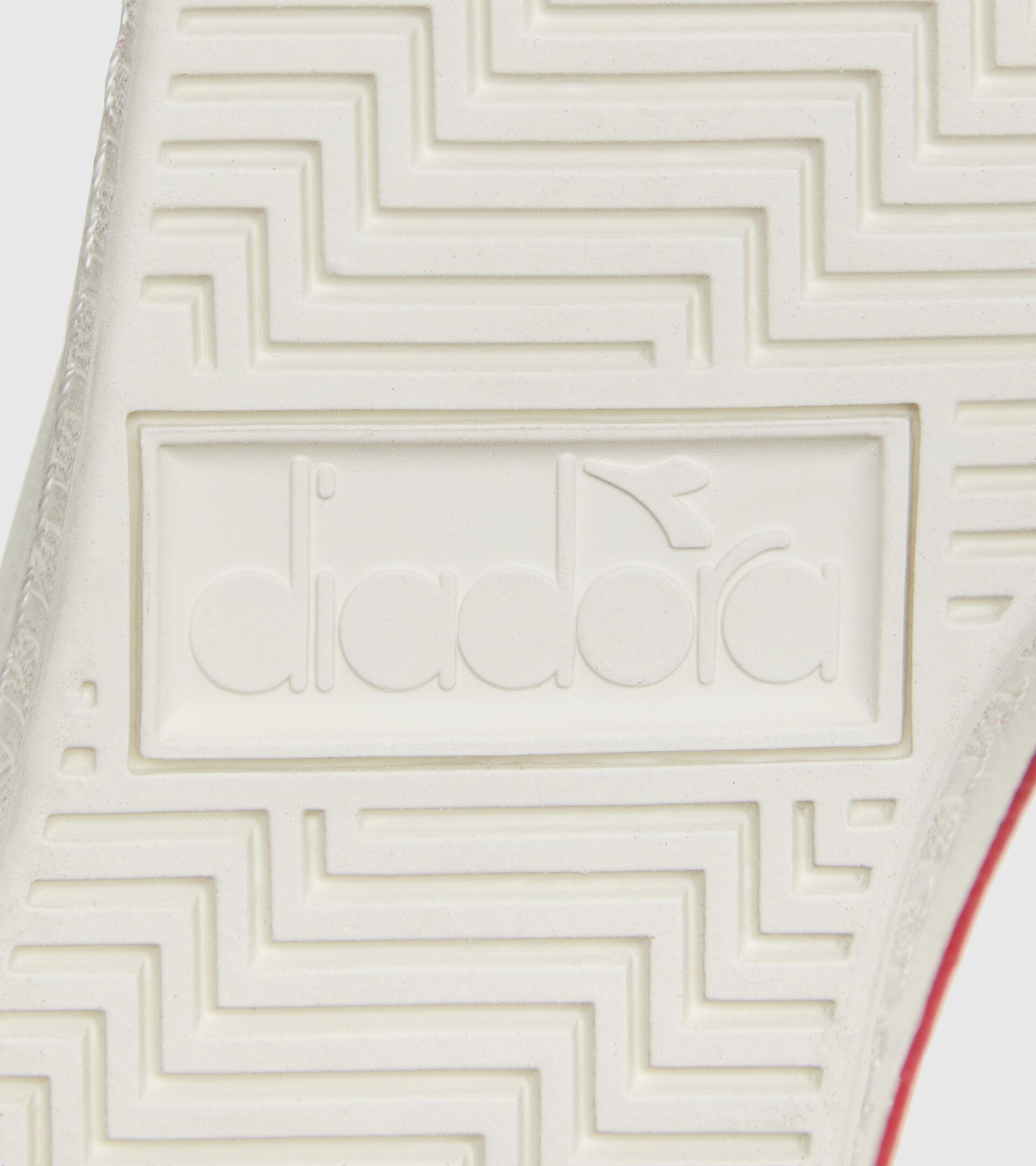Footwear Sportswear UNISEX GAME L WAXED ROW CUT BLANCO/NARANJA.COM Diadora