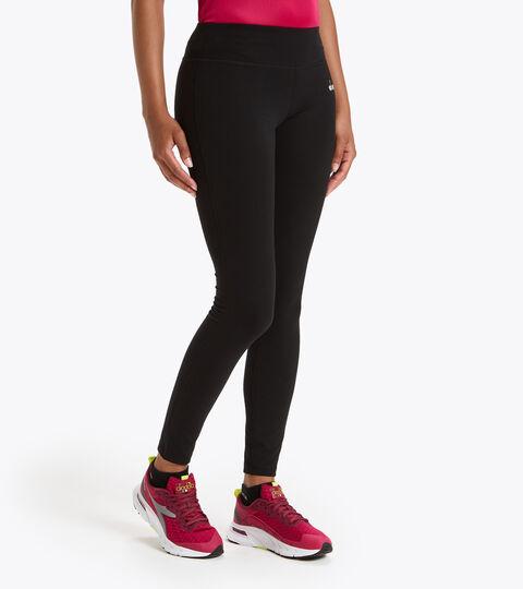 Training-Leggings - Damen L. STC LEGGINGS BE ONE SCHWARZ - Diadora