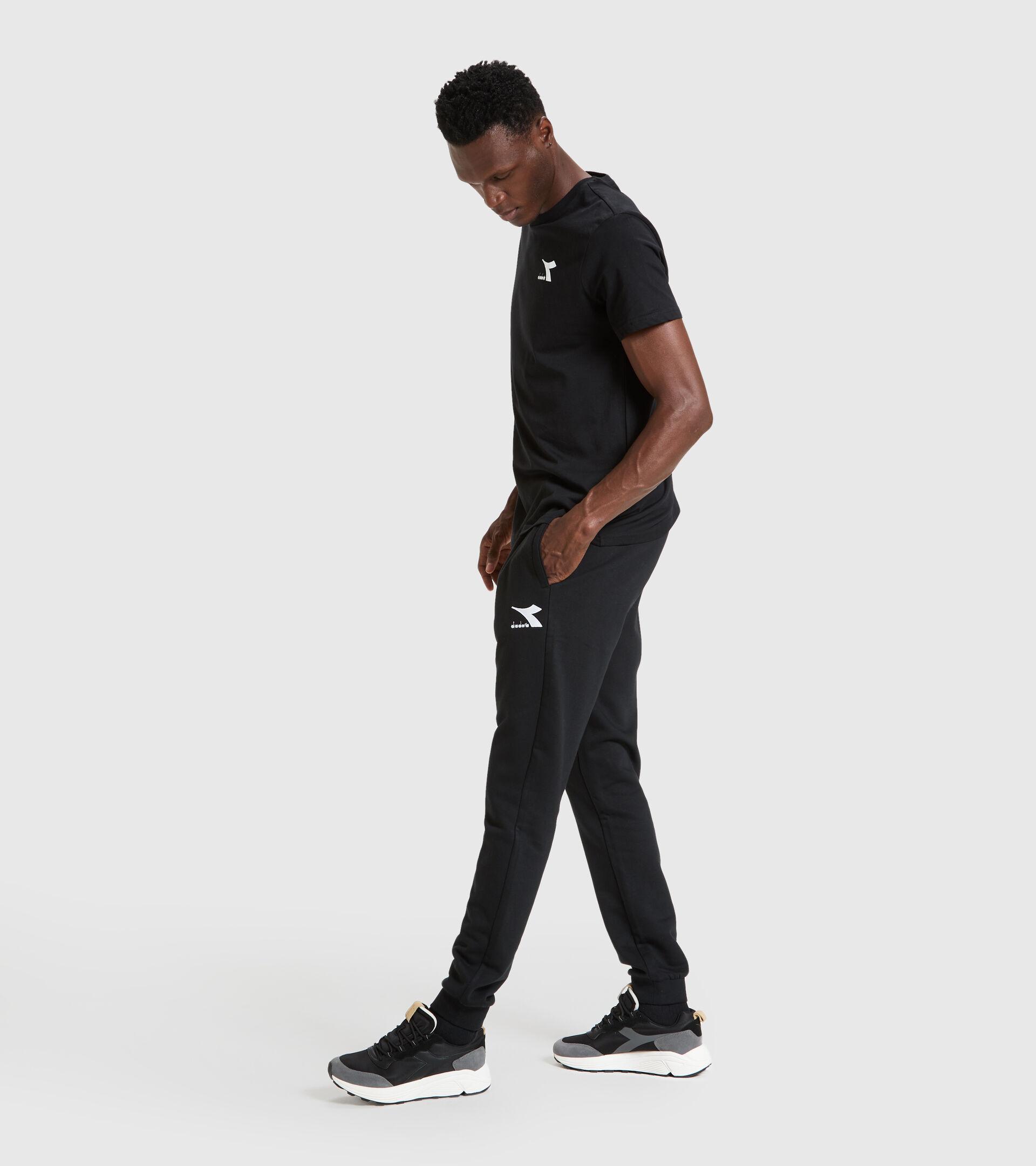 Pantalones deportivos - Hombre PANTS CUFF CORE NEGRO - Diadora