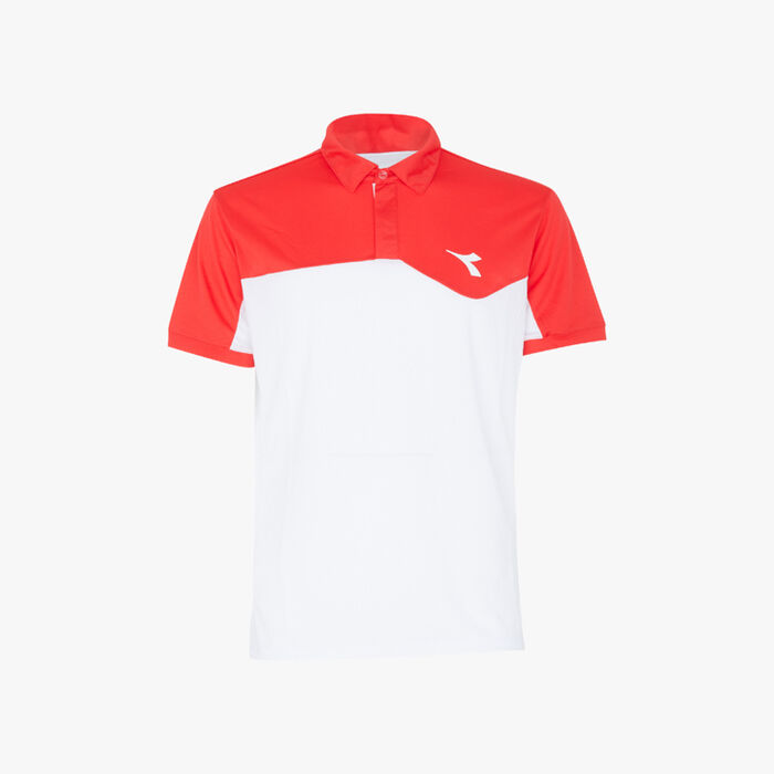 POLO COURT, ROUGE, large