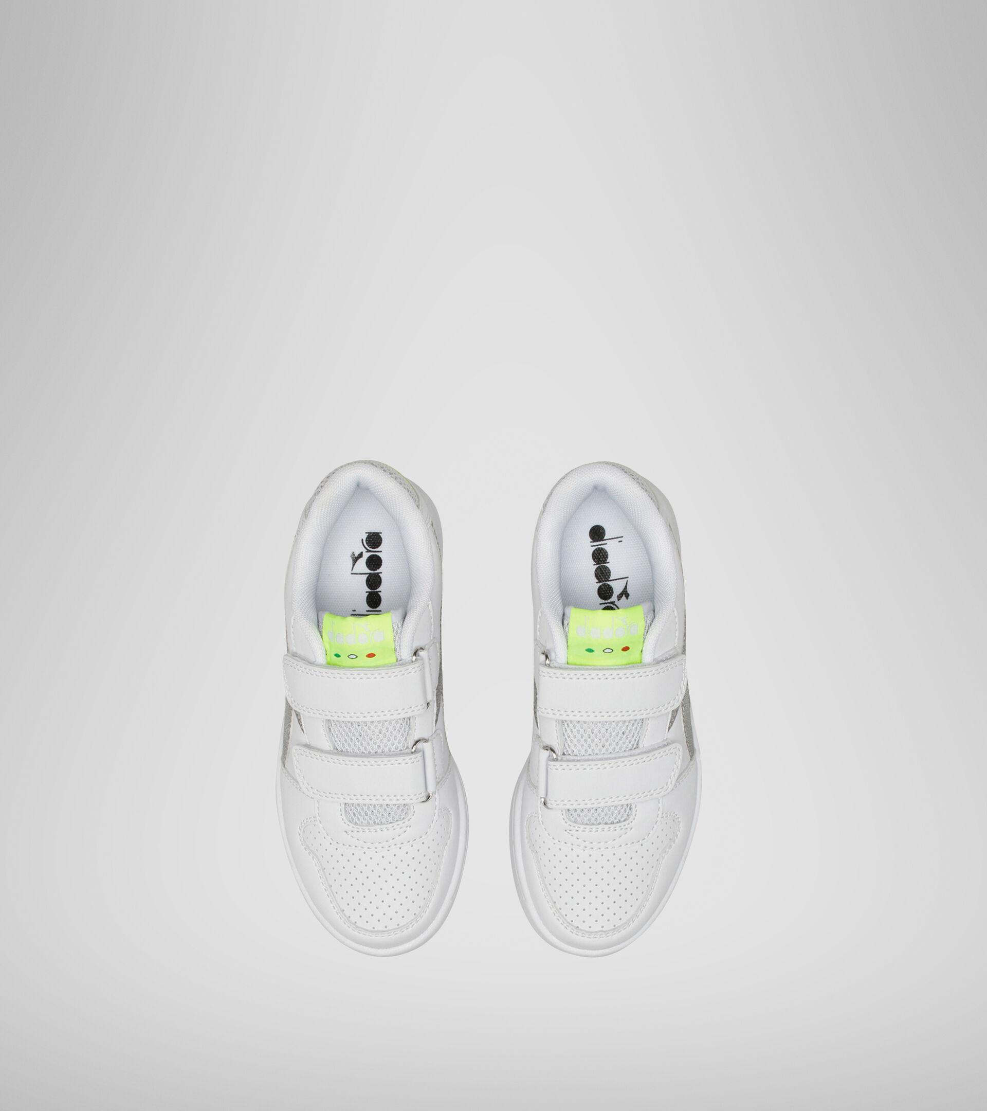 Footwear Sport BAMBINO PLAYGROUND PS GIRL BLANCO/ORO CLARO BRILLANTE Diadora