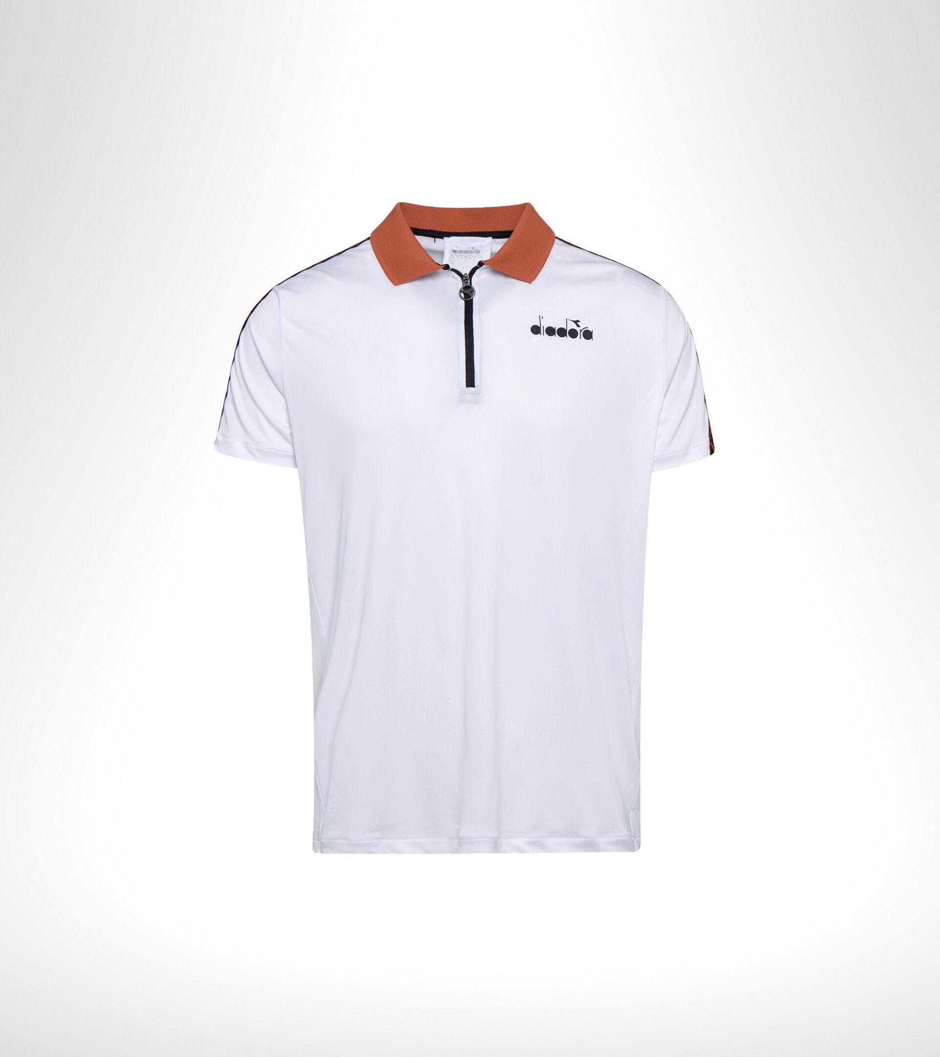 Polo de tenis - Hombre SS POLO CHALLENGE BLANCO VIVO - Diadora