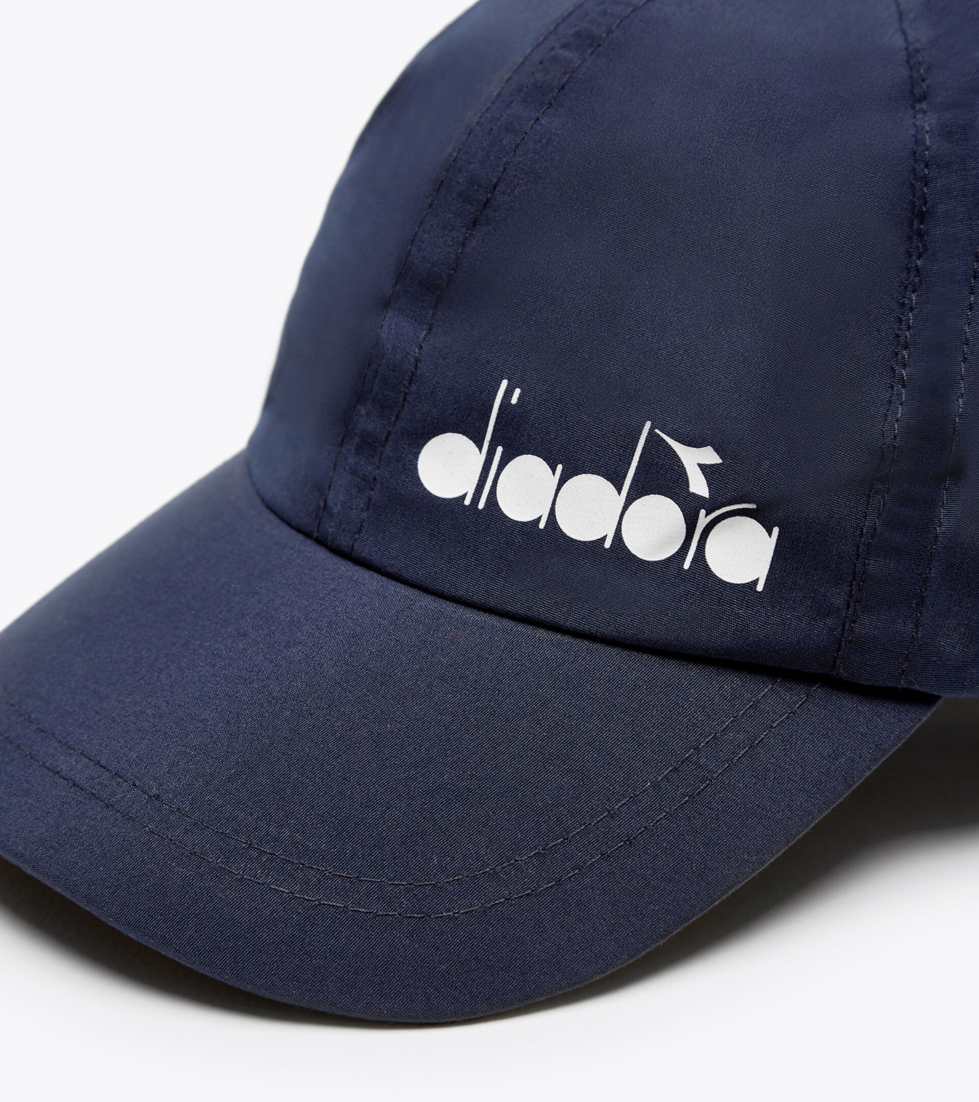 Accessories Sport UNISEX CAP COURT SALTIRE NAVY Diadora