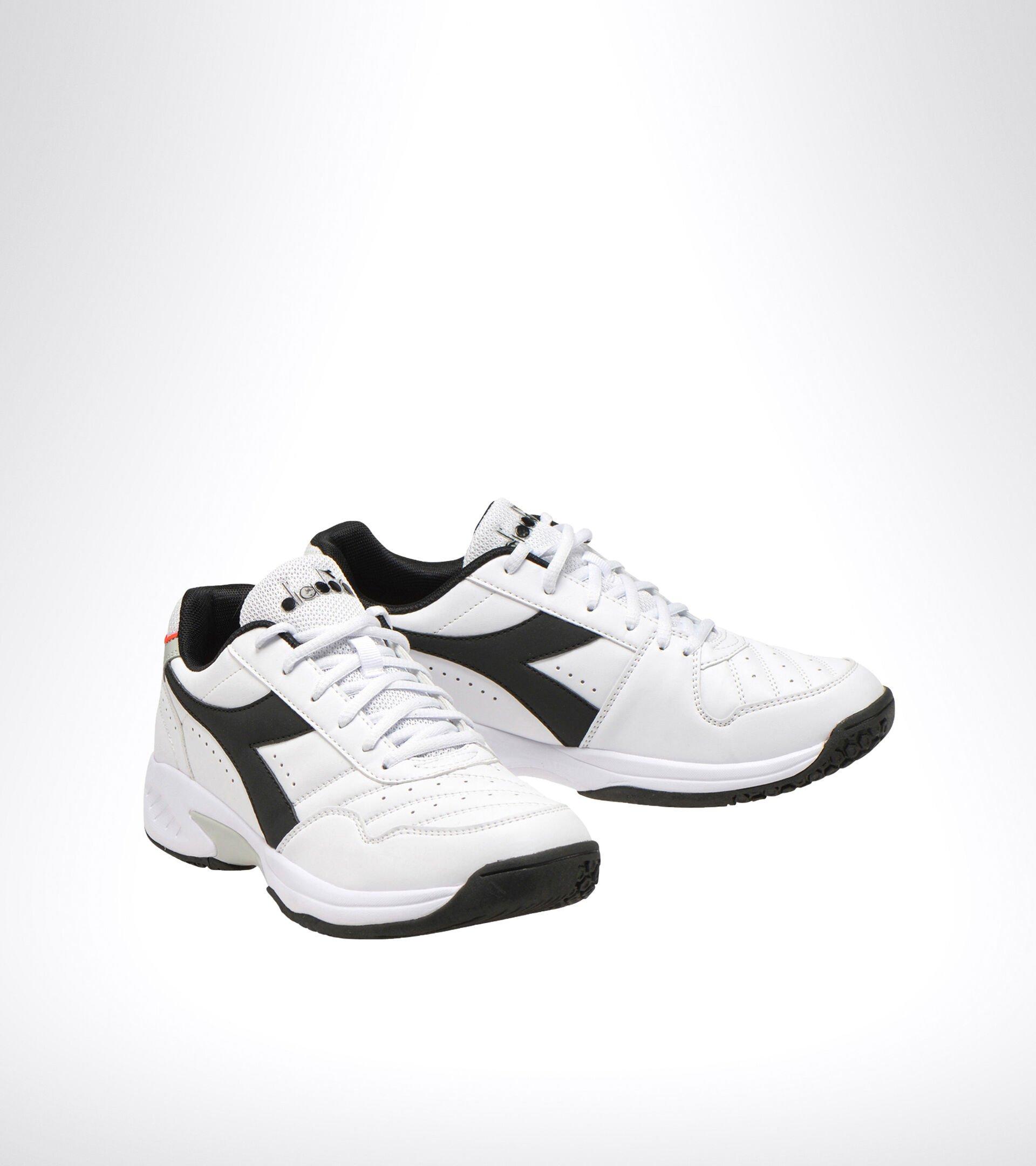 Footwear Sport UOMO VOLEE 4 BLANCO/NEGRO Diadora