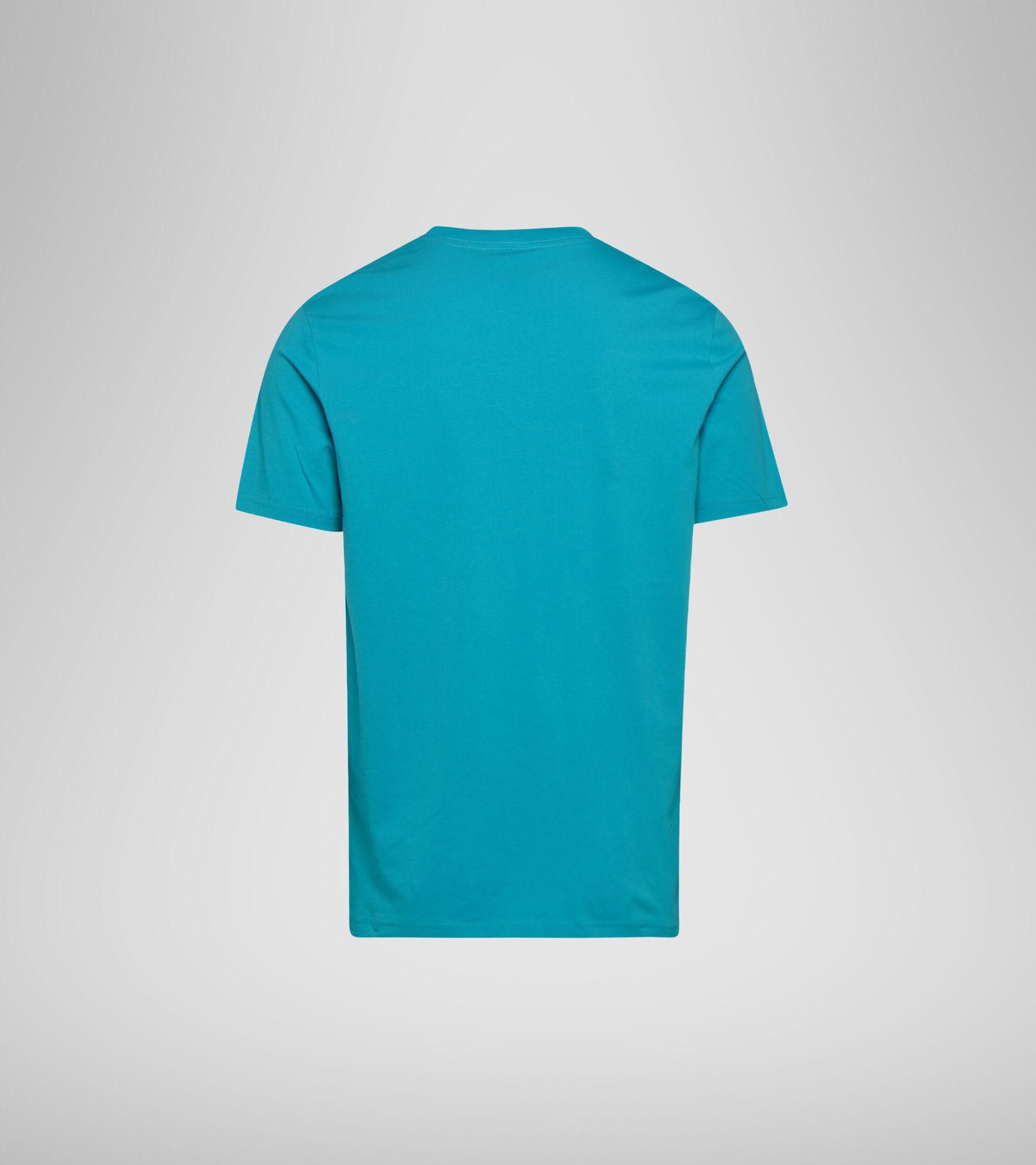 Apparel Sportswear UOMO SS T-SHIRT SPECTRA OC VERDE VIRIDIAN Diadora