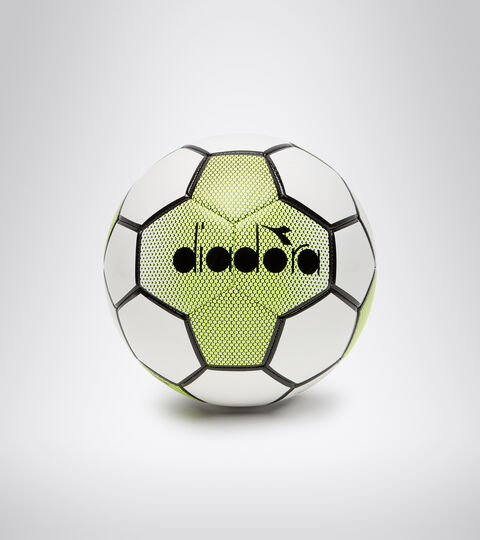 Accessories Sport UNISEX BOMBER 5 WHITE/FLUO YELLOW/BLACK. Diadora