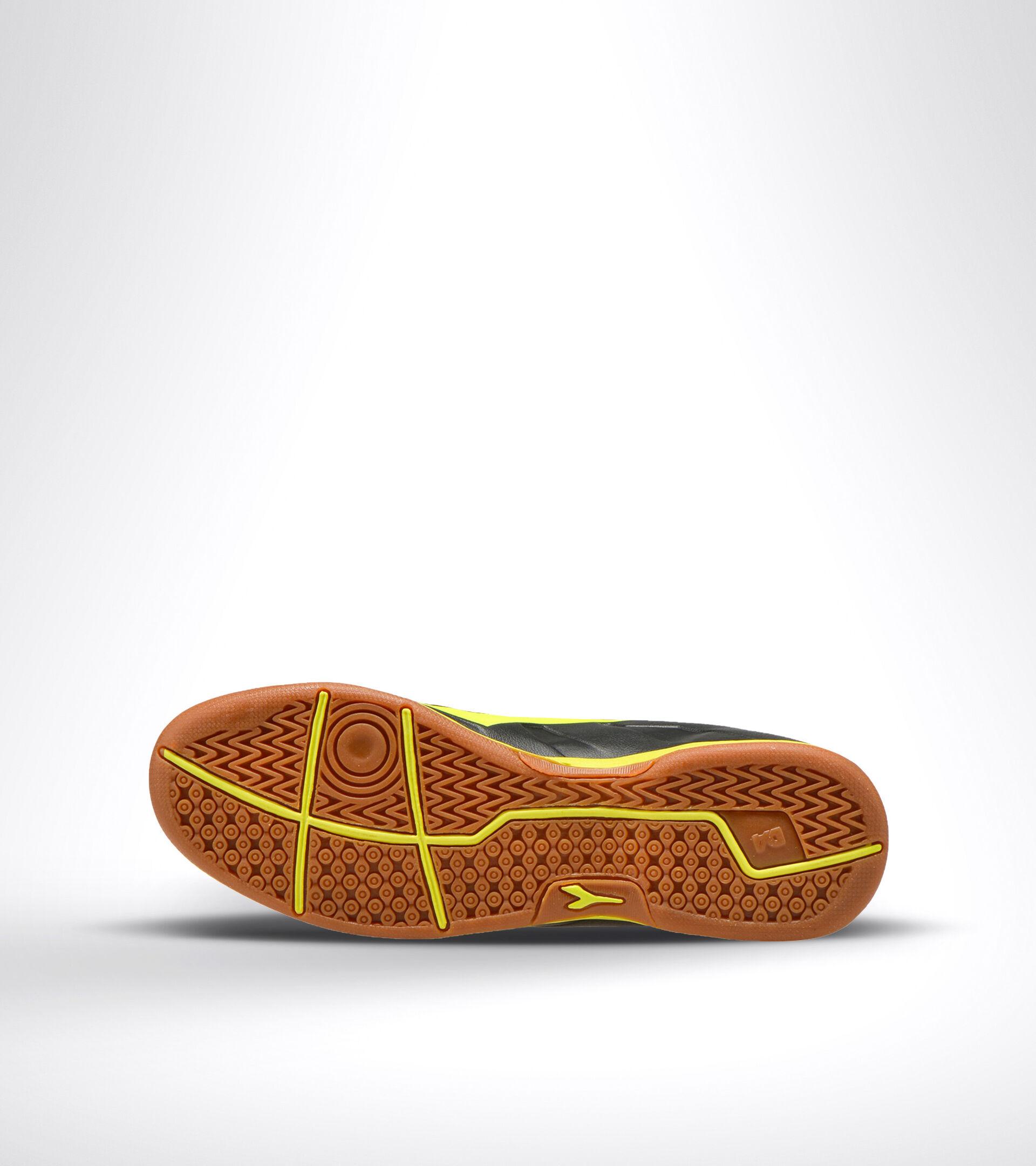Footwear Sport UOMO PICHICHI 3 ID NEGRO/AMARILLO FLUO DD Diadora