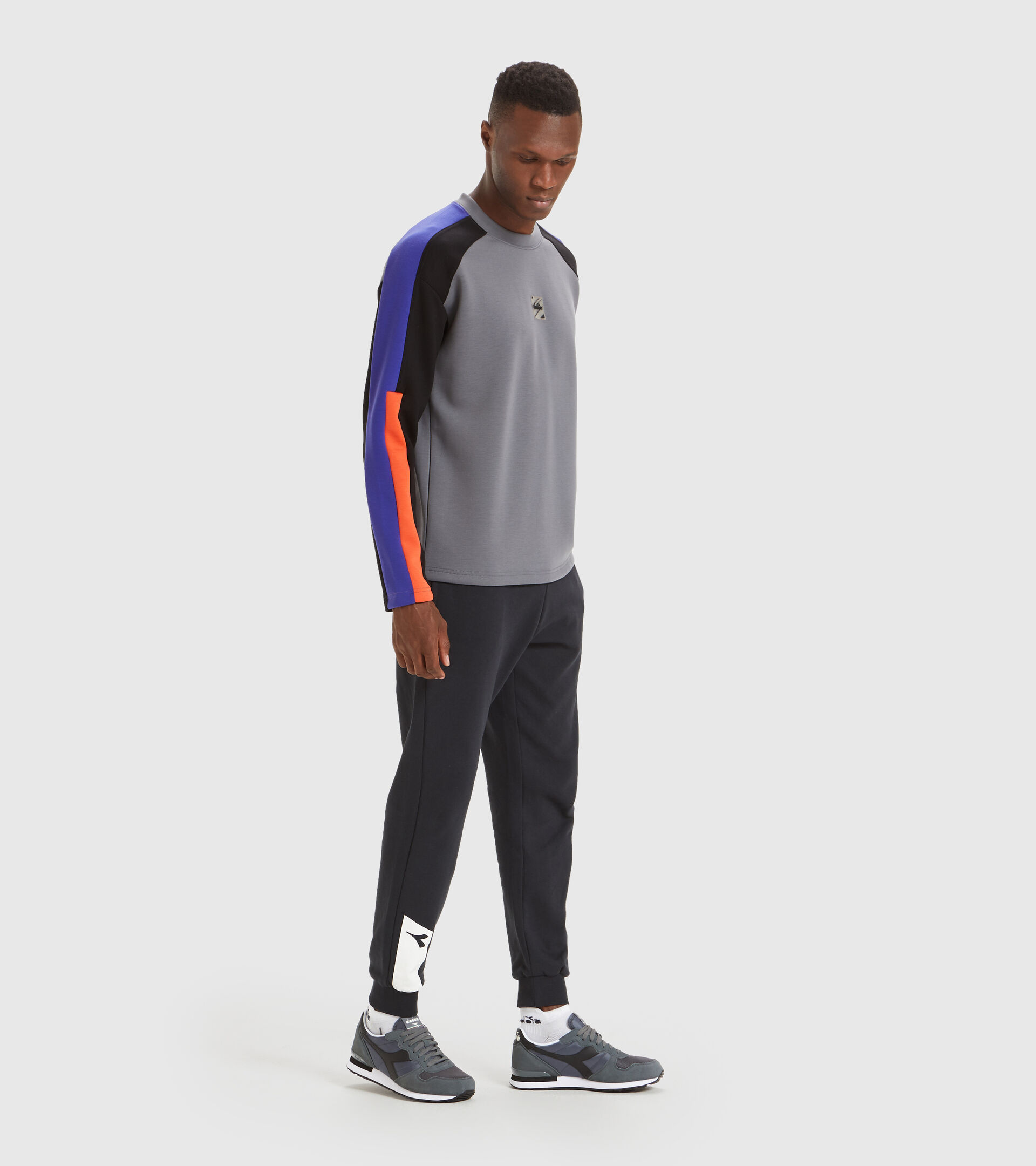 Pantaloni sportivi - Unisex  PANT ICON NERO - Diadora