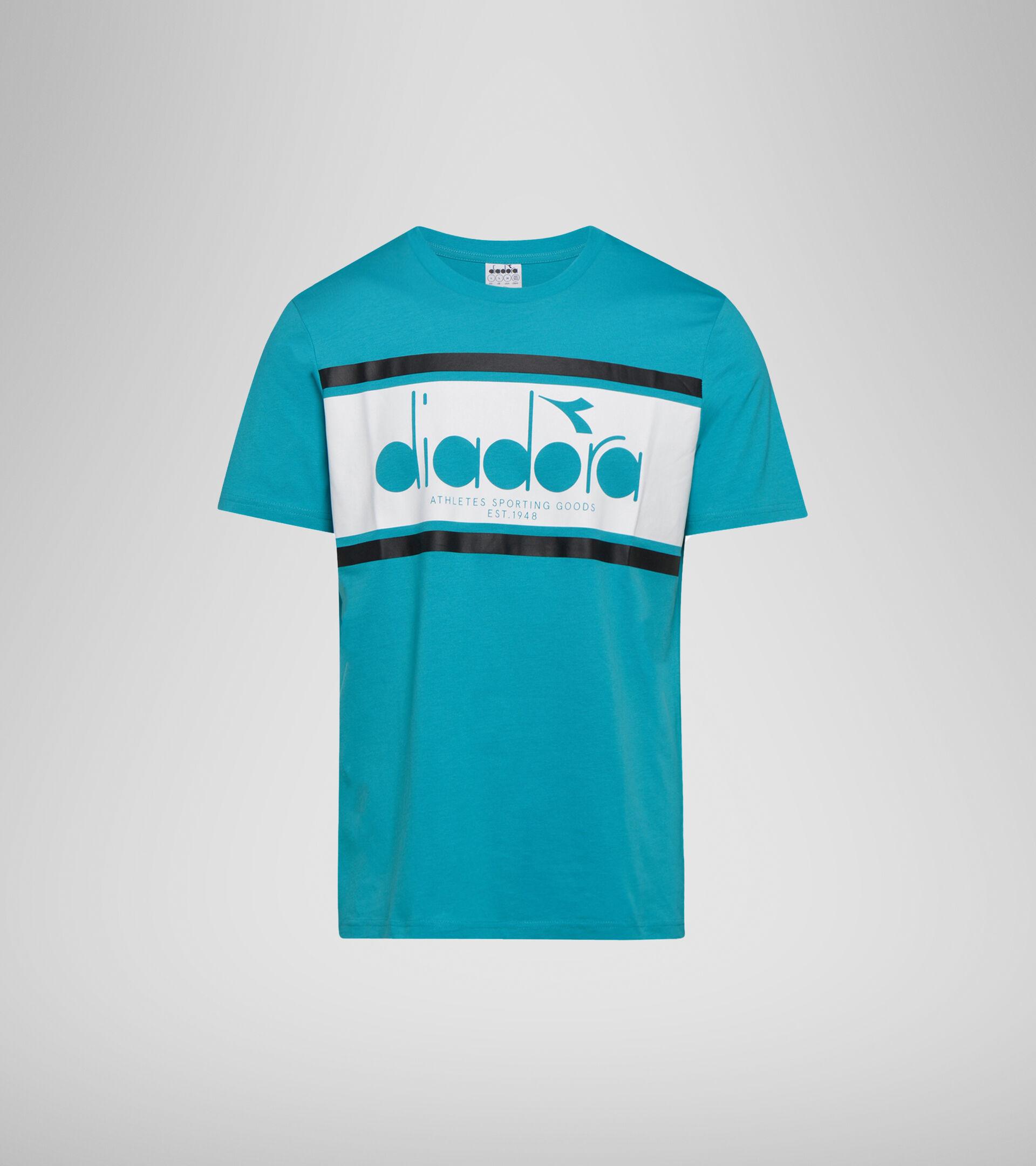 T-Shirt - Unisex SS T-SHIRT SPECTRA OC VIRIIDIANGRUEN - Diadora
