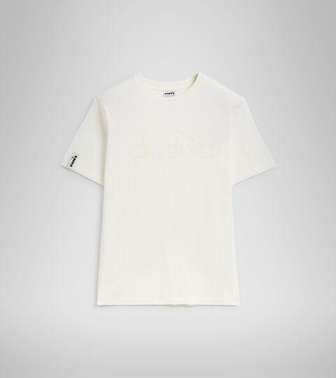 T-shirt - Unisexe T-SHIRT SS DIADORA HD BLANCHE - Diadora