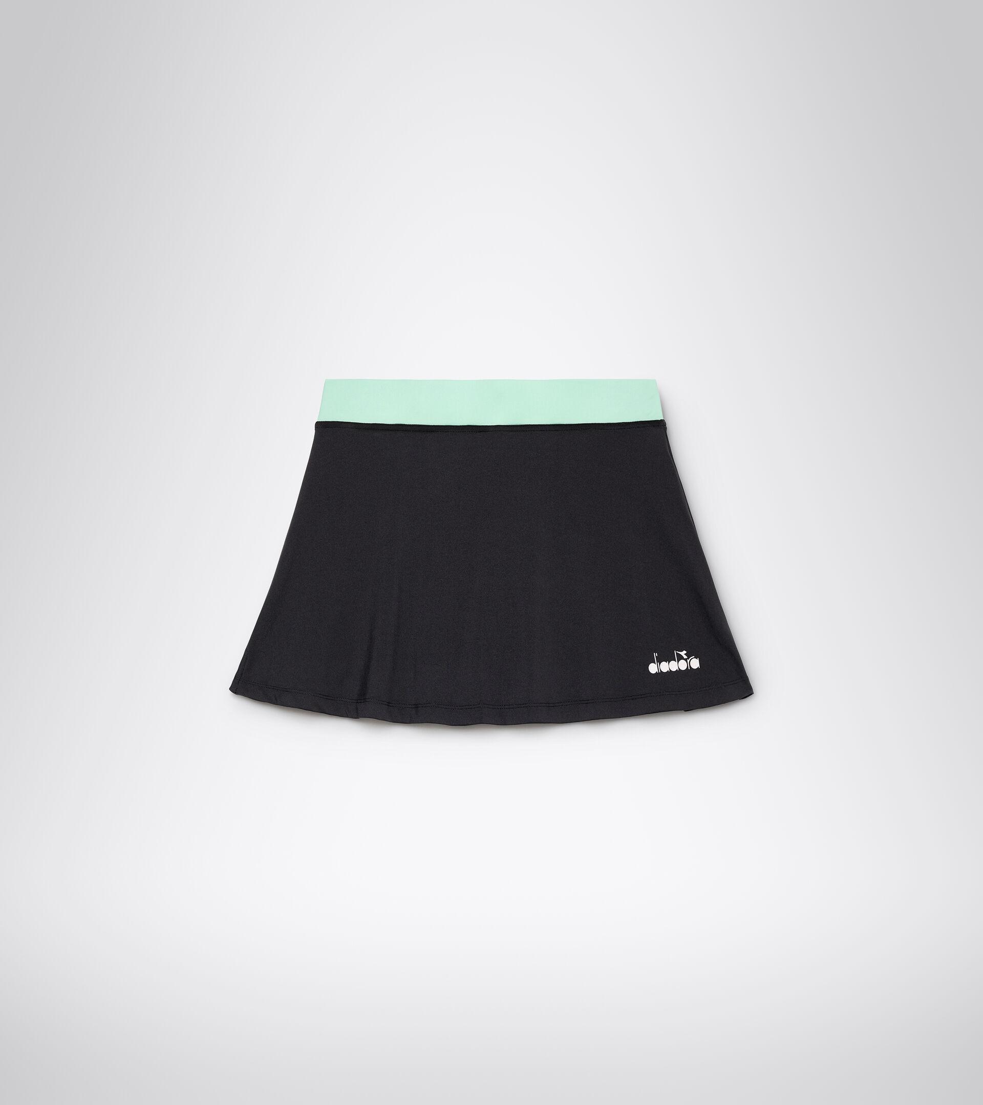 Falda de tenis - Mujer L. SKIRT EASY TENNIS NEGRO - Diadora