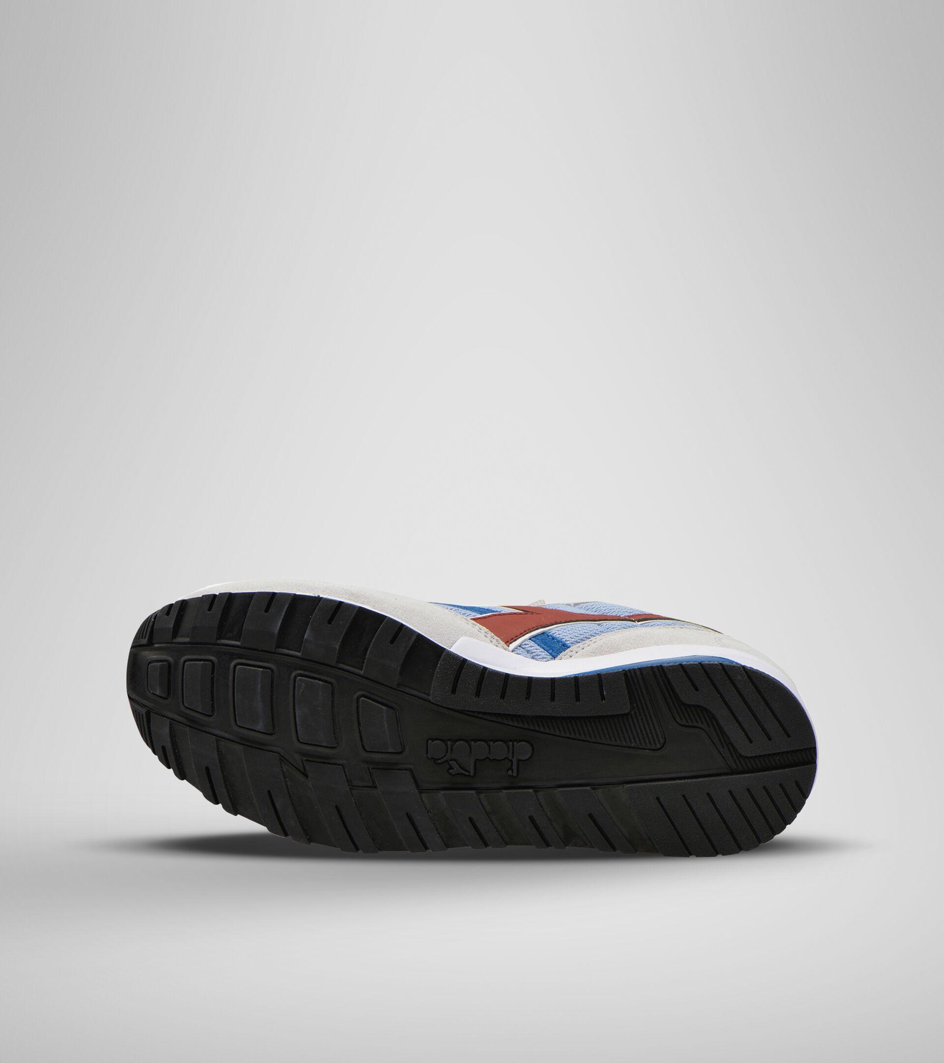Zapatilla deportiva - Unisex N902 S AZUL ALBA/ROJO FLUO/AZL MIKONO - Diadora