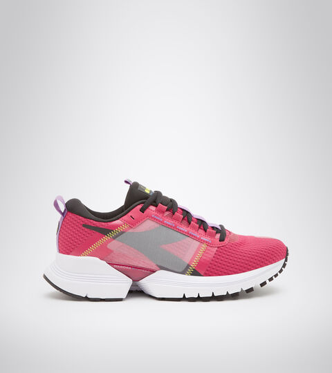 Running shoe - Women MYTHOS BLUSHIELD ELITE TRX 2 W JAZZY/BLACK/BELLFLOWER - Diadora