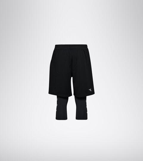 Shorts da running - Uomo POWER SHORTS BE ONE NERO - Diadora