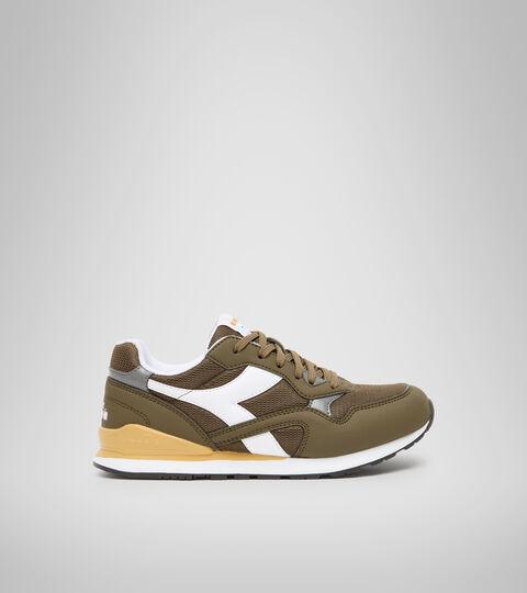 Footwear Sport BAMBINO N.92 GS OLIVE GREEN Diadora