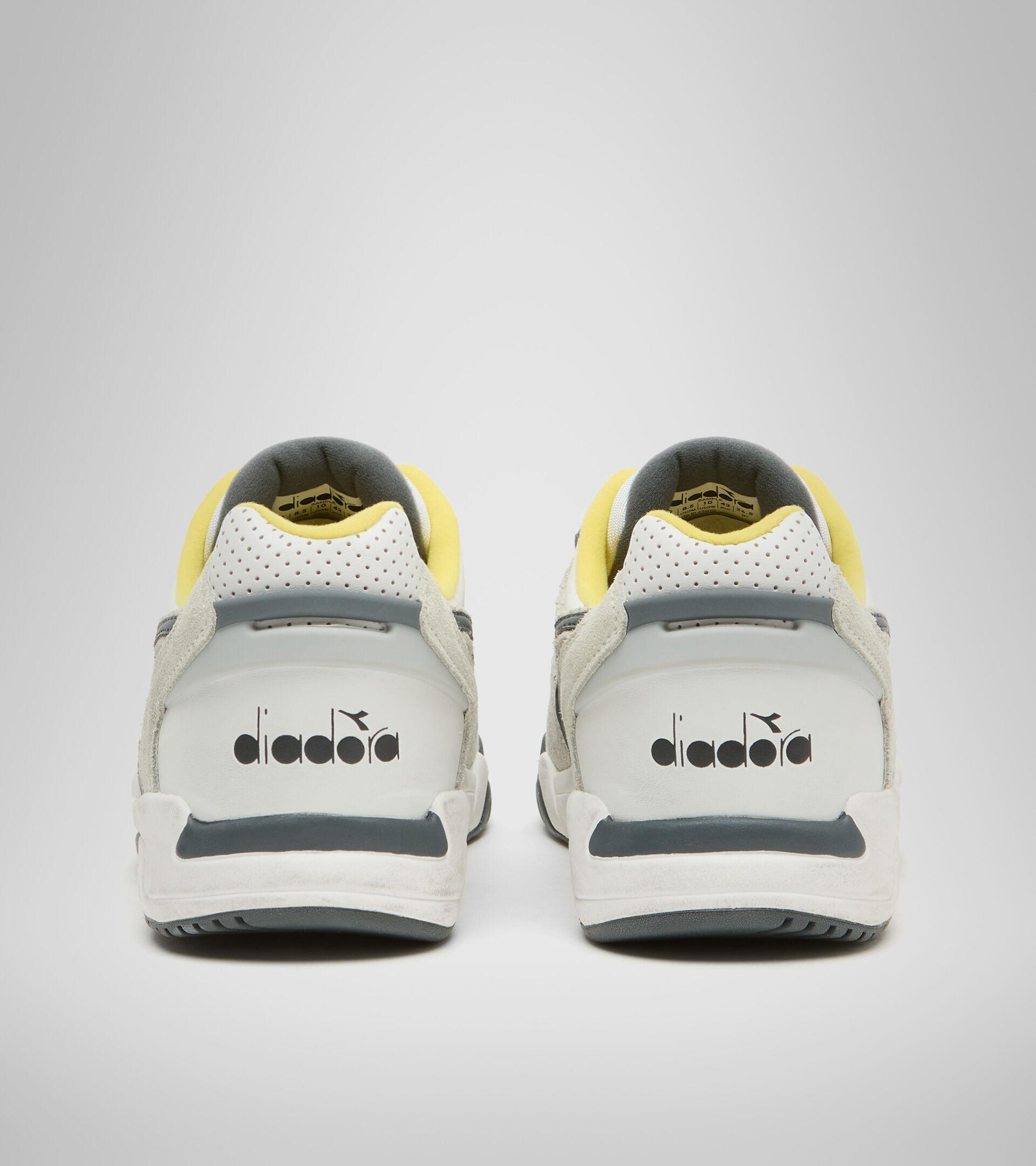 Footwear Sportswear UNISEX REBOUND ACE WAX BLANCO VIVO/TURBULENCIA Diadora
