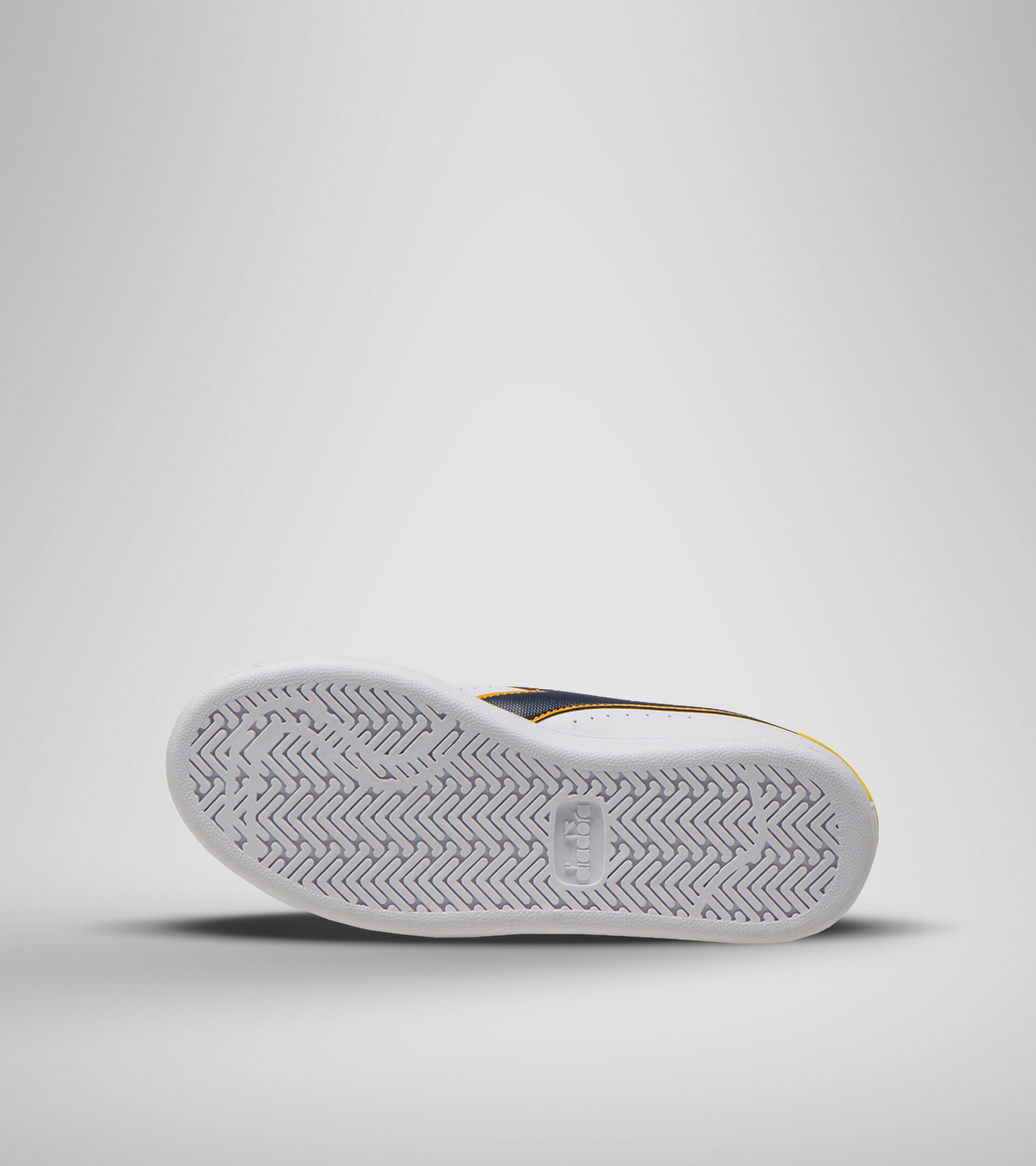 Footwear Sport BAMBINO GAME P GS BLCO/LIRIO NEGRO/FUSION DORO Diadora