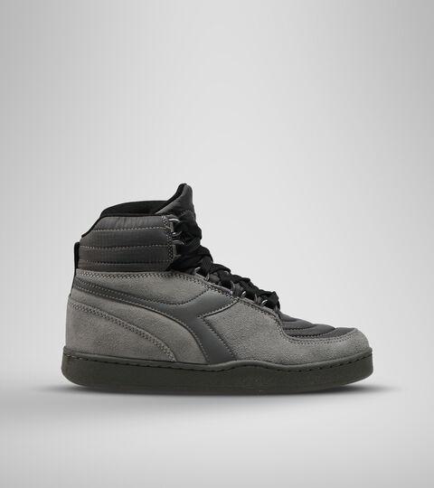 Footwear Sportswear DONNA MI BASKET MOON GRIGIO PELTRO (75048) Diadora