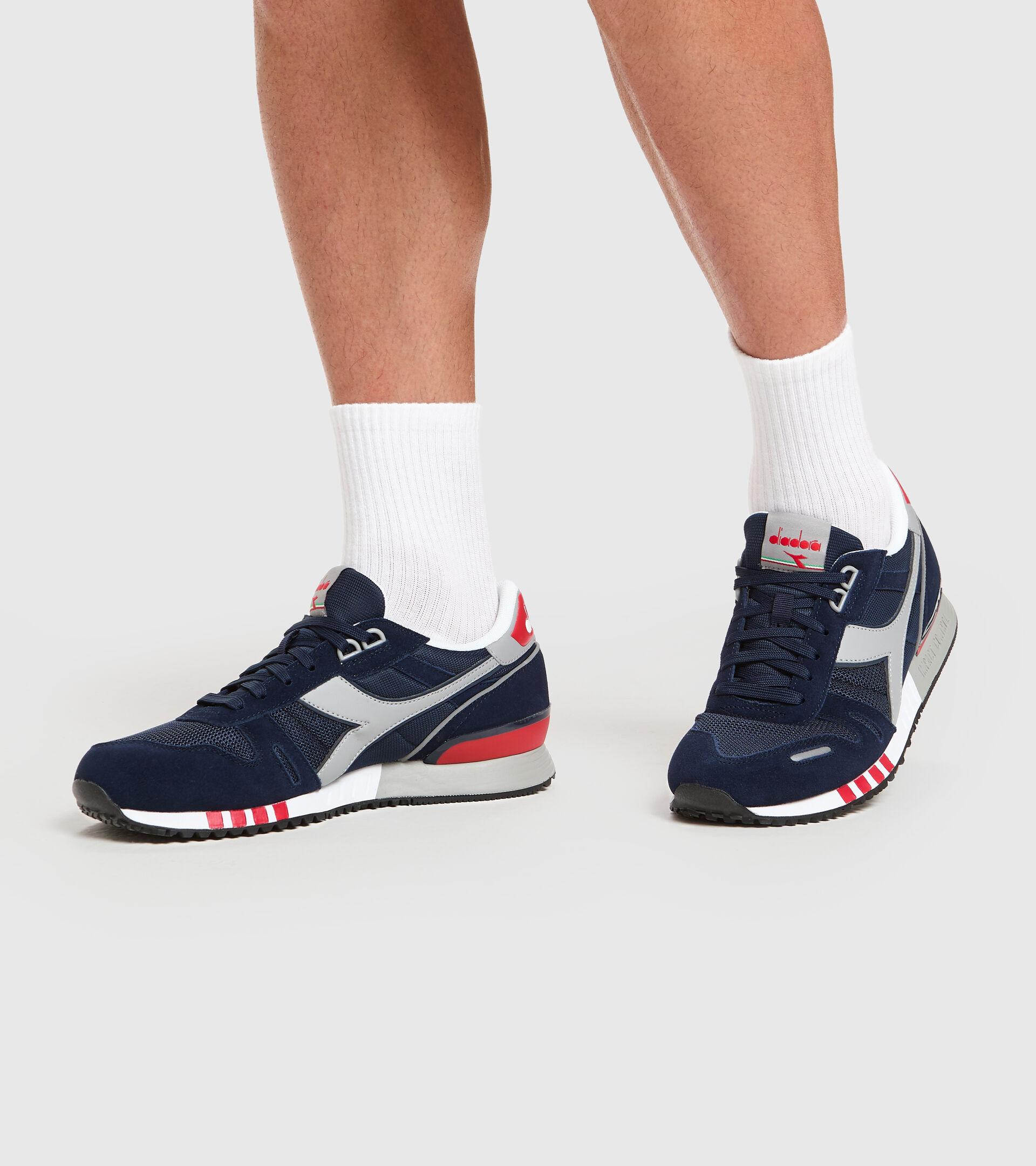 Footwear Sportswear UOMO TITAN CASPIAN SEA/GRIGIO AGATA Diadora
