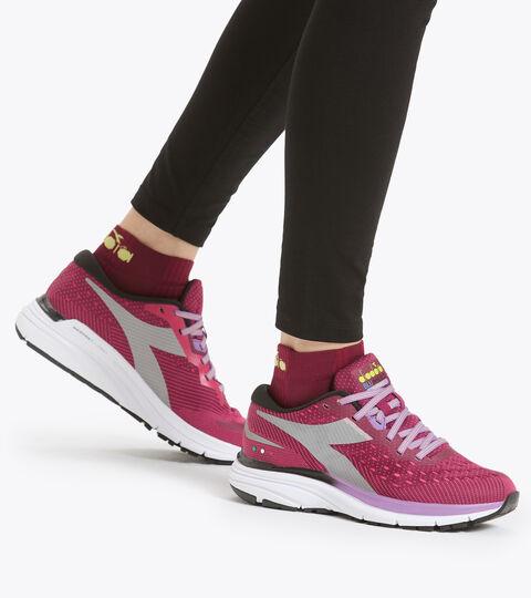 Footwear Sport DONNA MYTHOS BLUSHIELD 6 W RODODENDRO/ROSADO LLAMATIVO Diadora