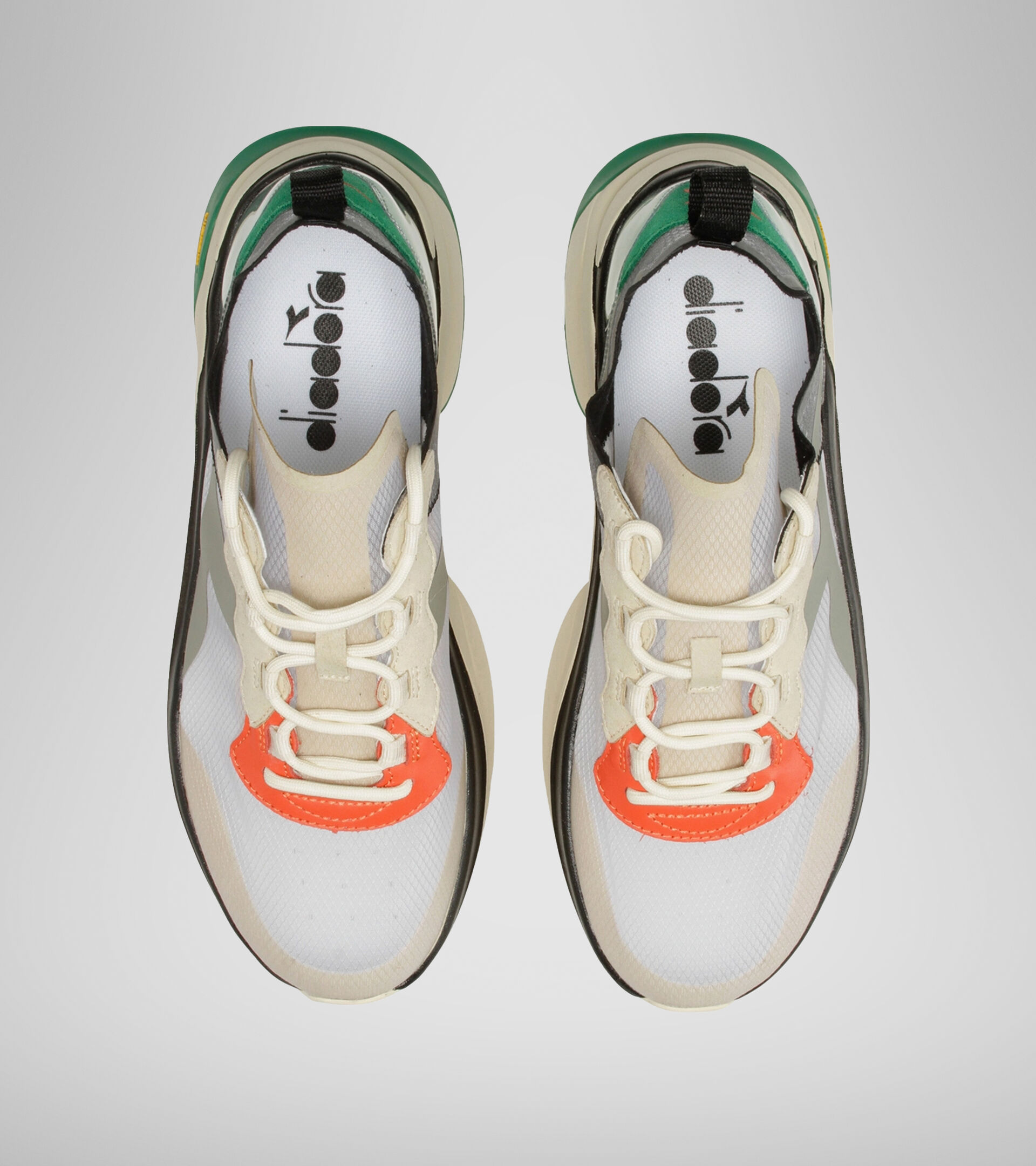 Zapatillas deportivas - Unisex TERRENA LIGHT BEIGE ANGORA - Diadora